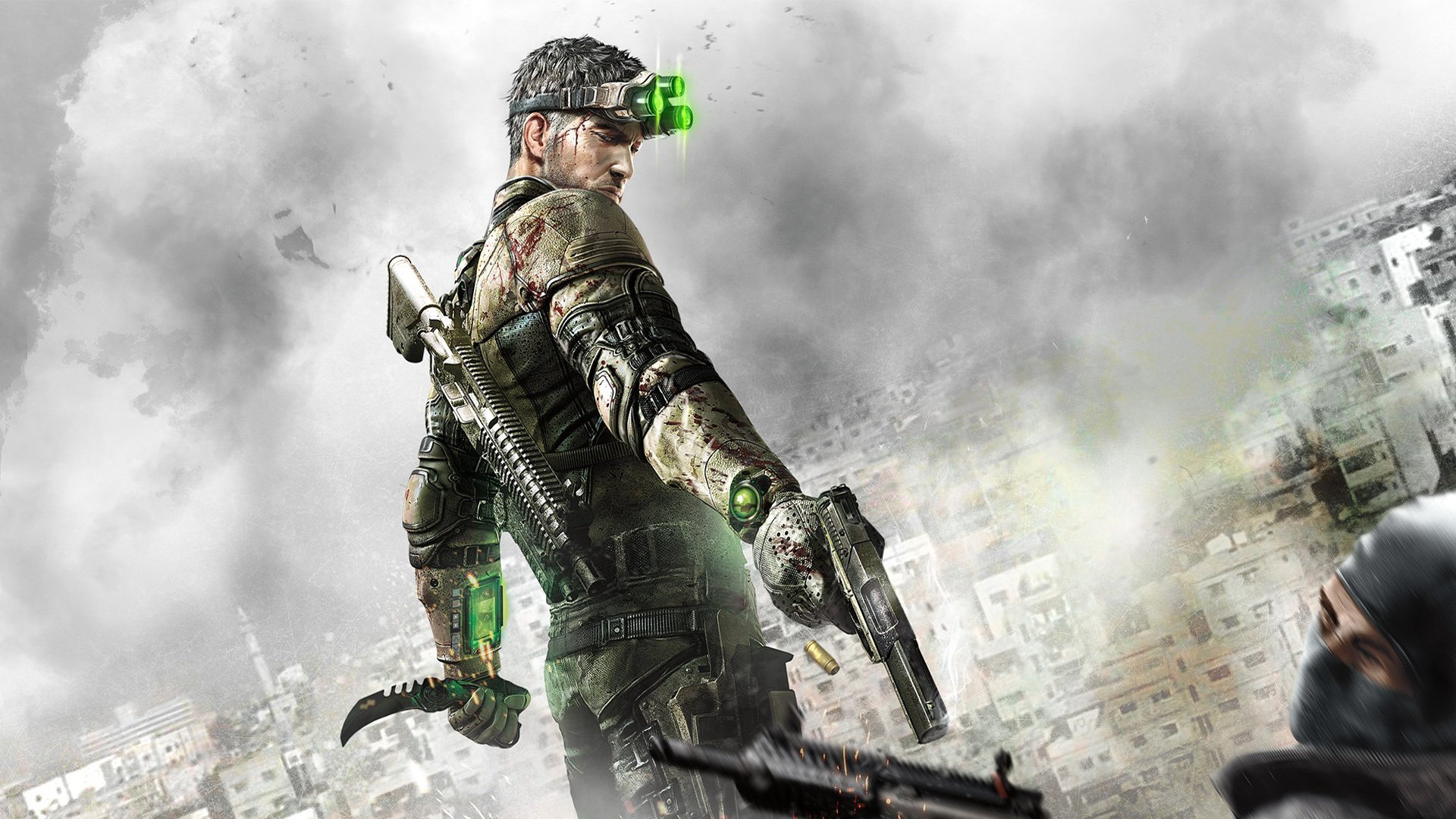 sam fisher wallpapers 1920x1080 full hd (1080p) desktop backgrounds