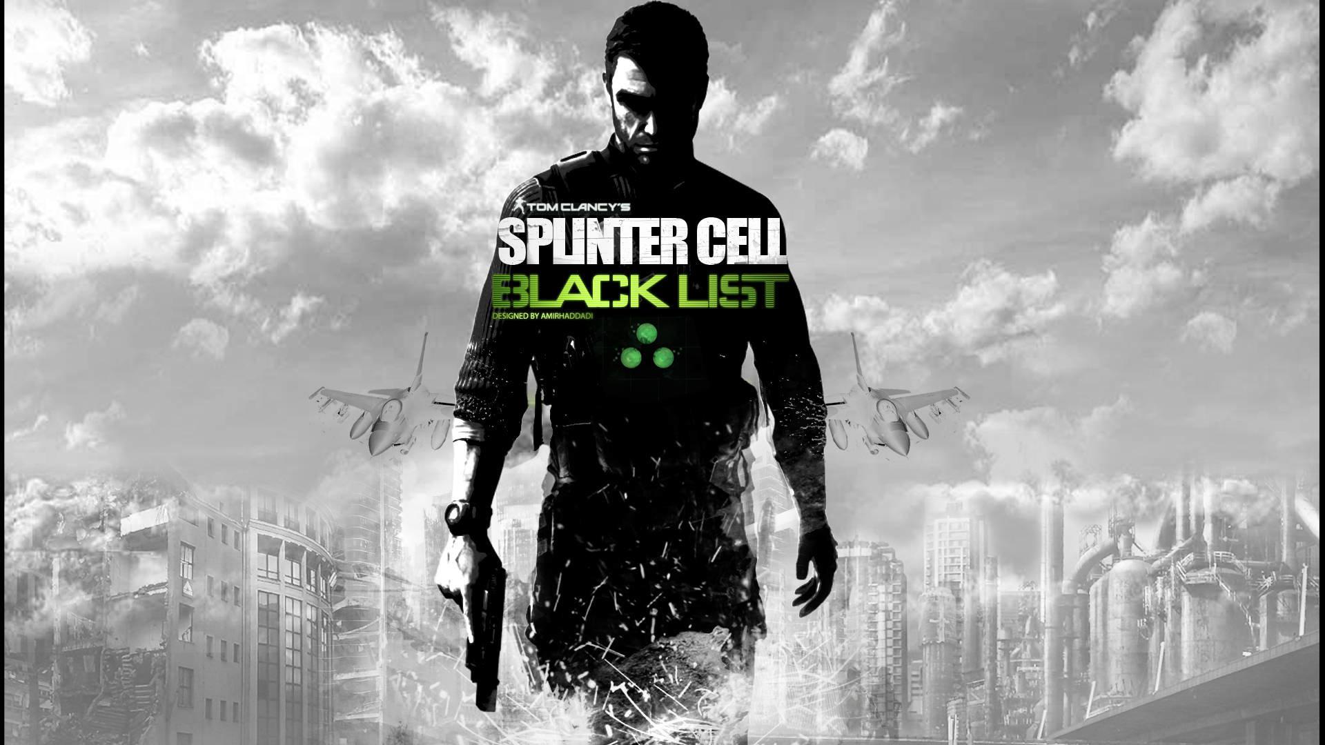 Tom Clancy S Splinter Cell Blacklist Wallpapers Hd For Desktop