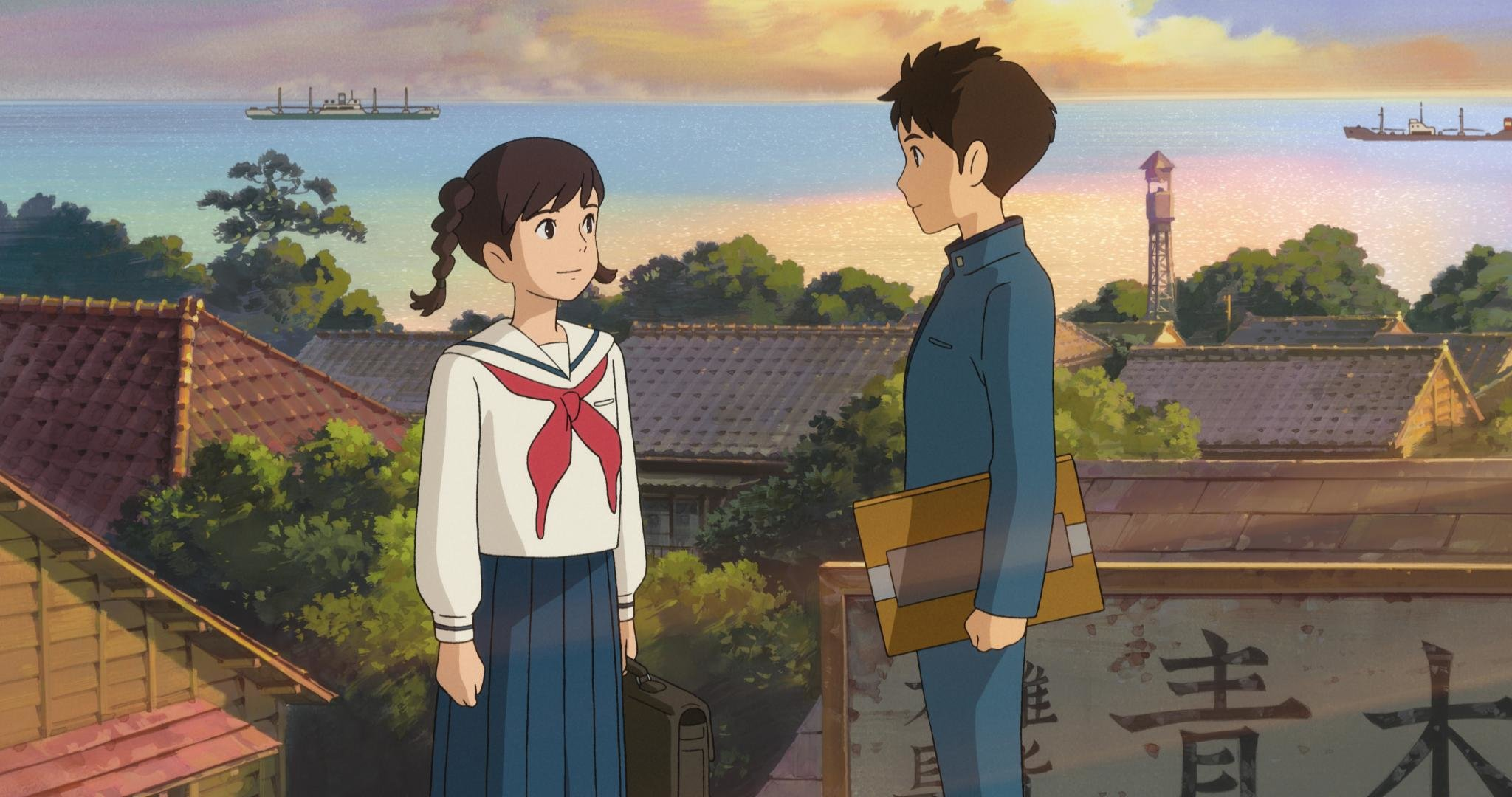 Best From Up On Poppy Hill background ID:150689 for High Resolution hd 2048x1080 PC