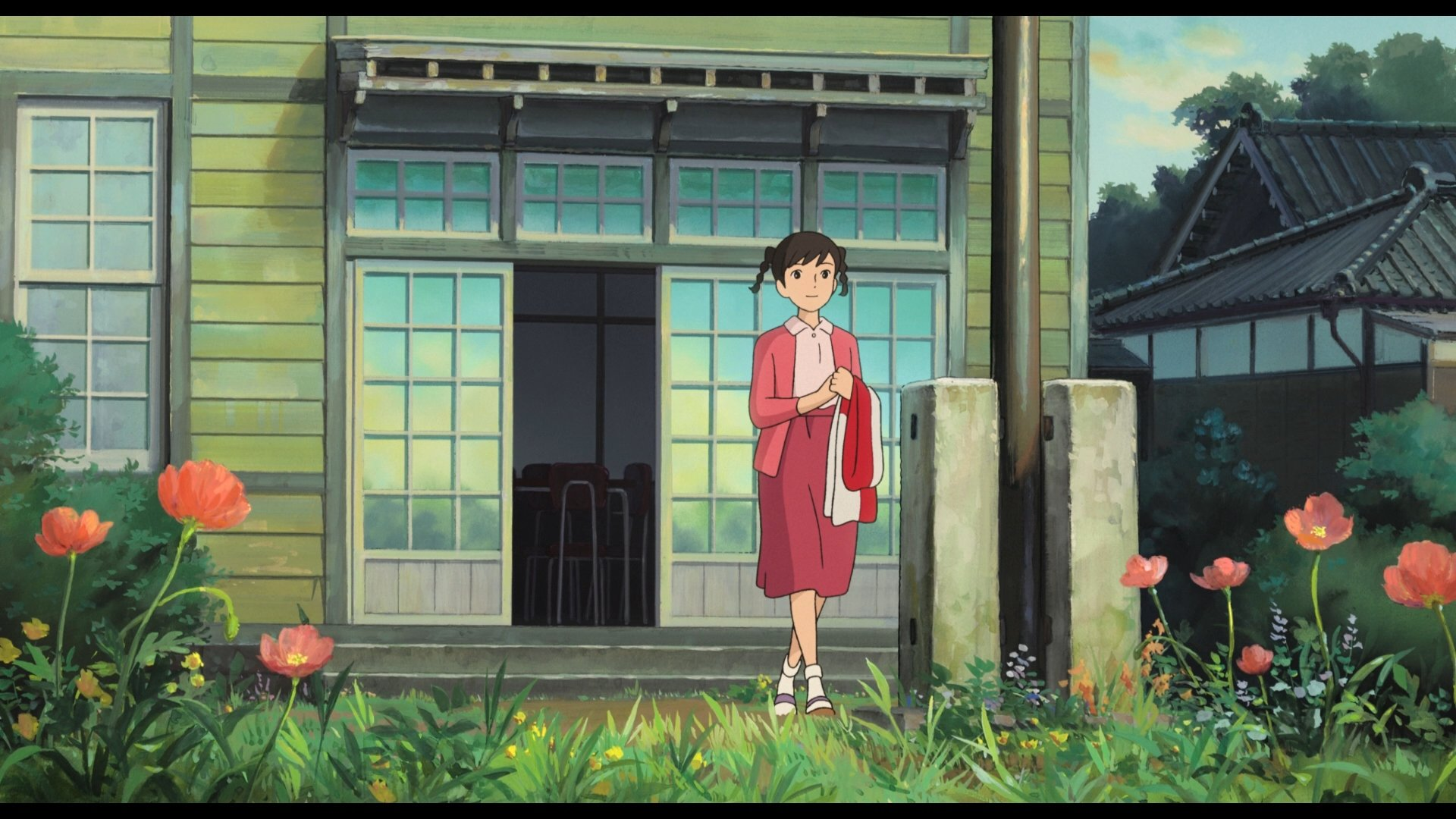 Awesome From Up On Poppy Hill free wallpaper ID:150698 for 1080p desktop