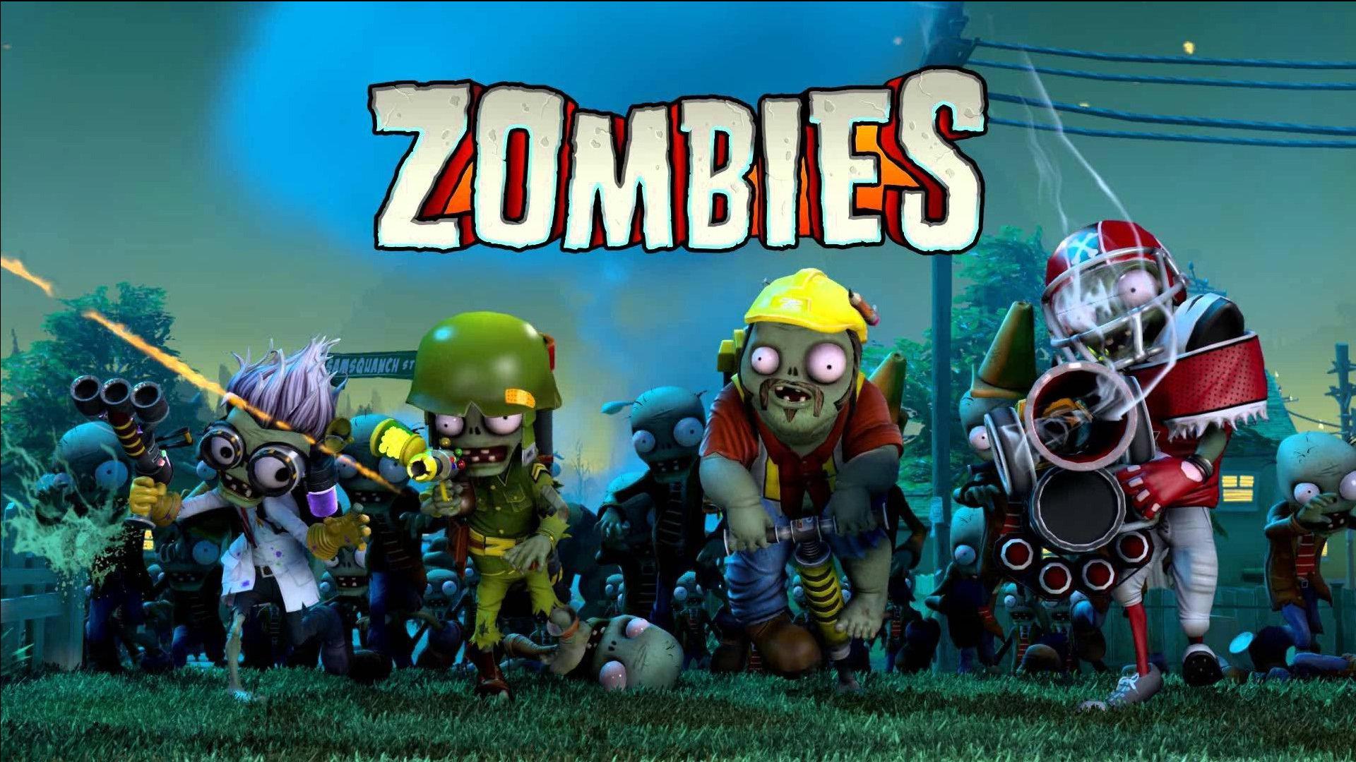 Download Full Hd 1080p Plants Vs Zombies Pvz Desktop Wallpaper Id