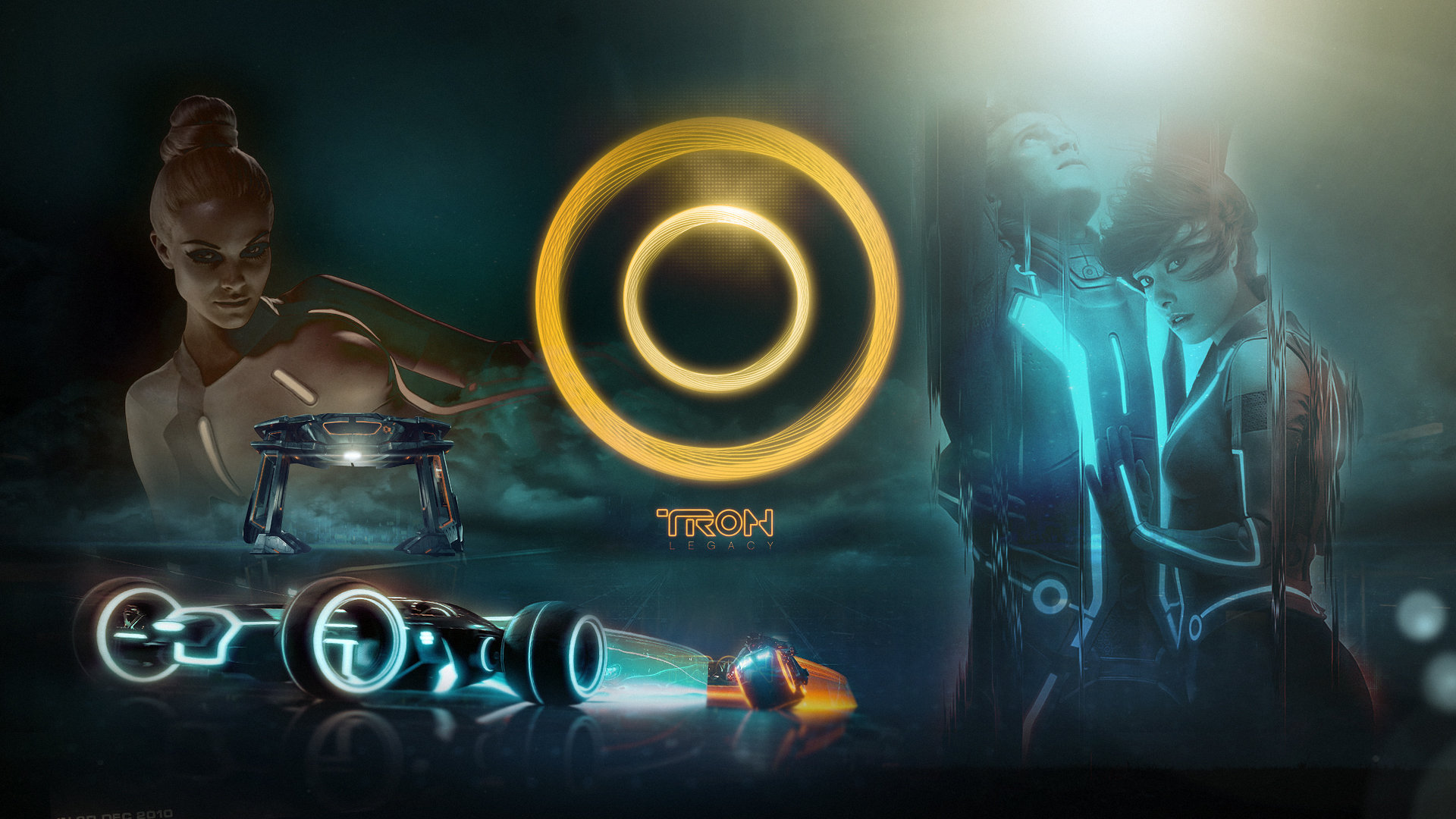 free download tron: legacy background id:379547 full hd for desktop