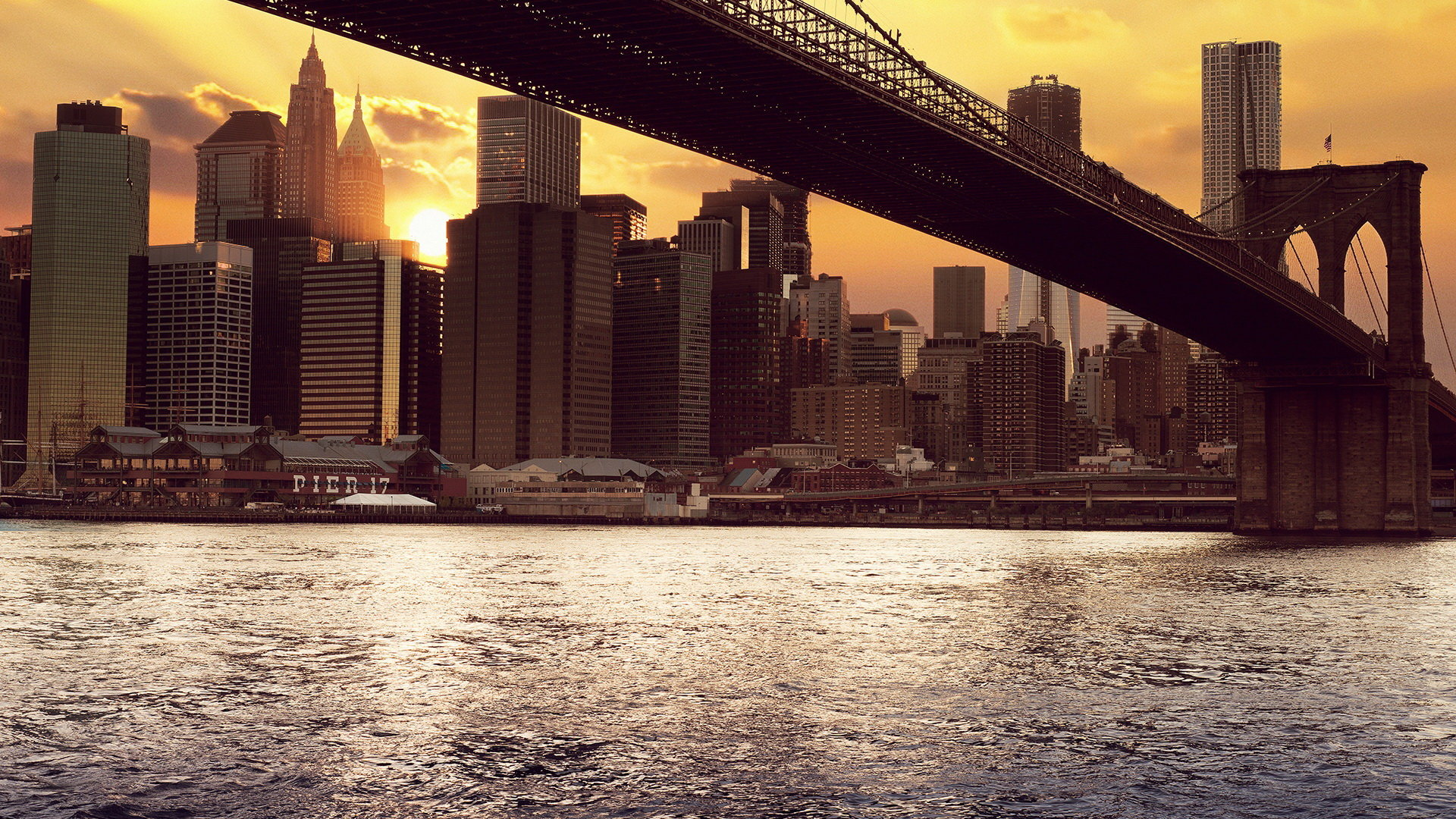 Awesome New York Free Wallpaper Id 486036 For Full Hd 1080p Desktop