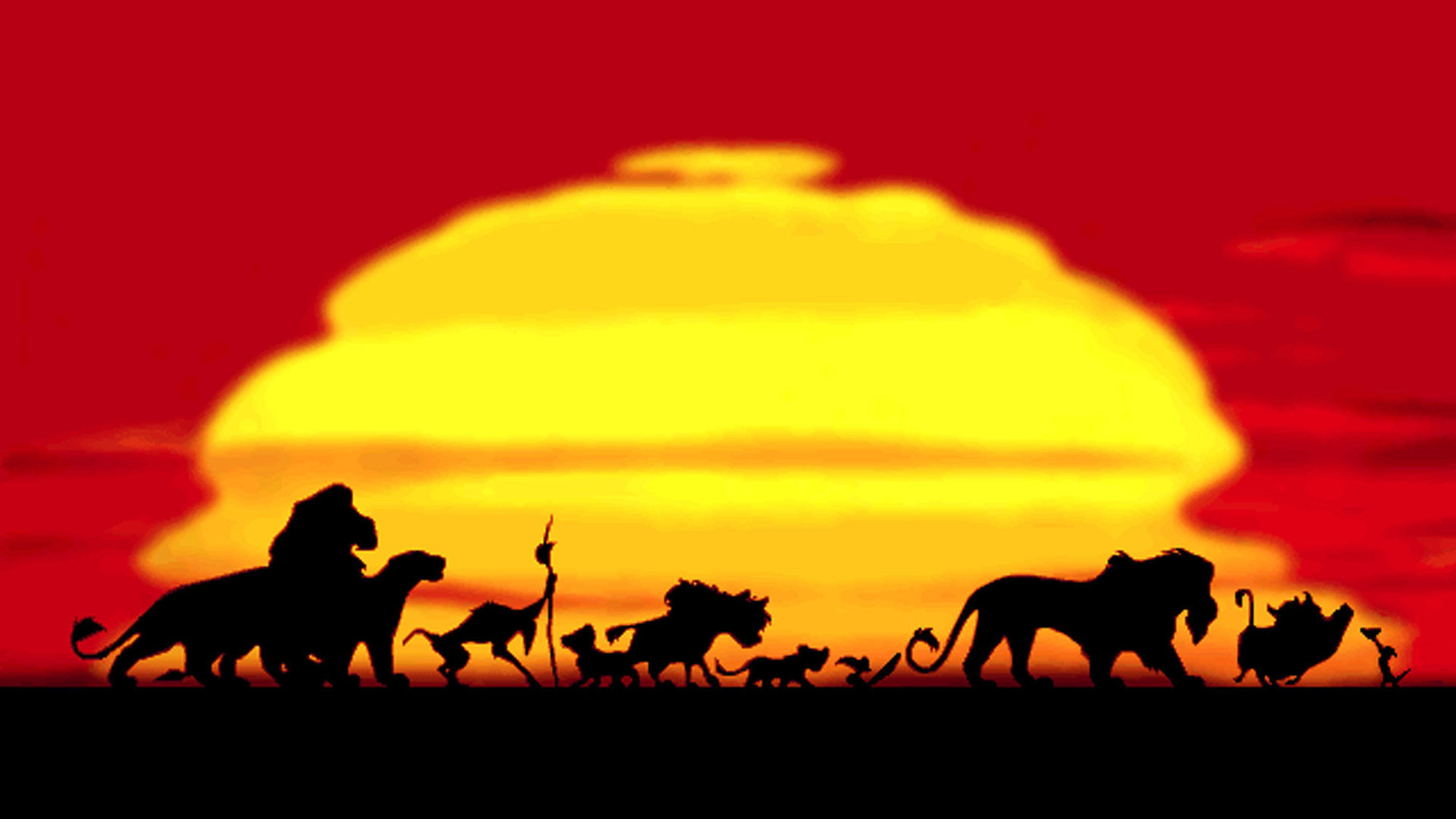 Free Download The Lion King Background Id 271259 Hd 1080p For Pc