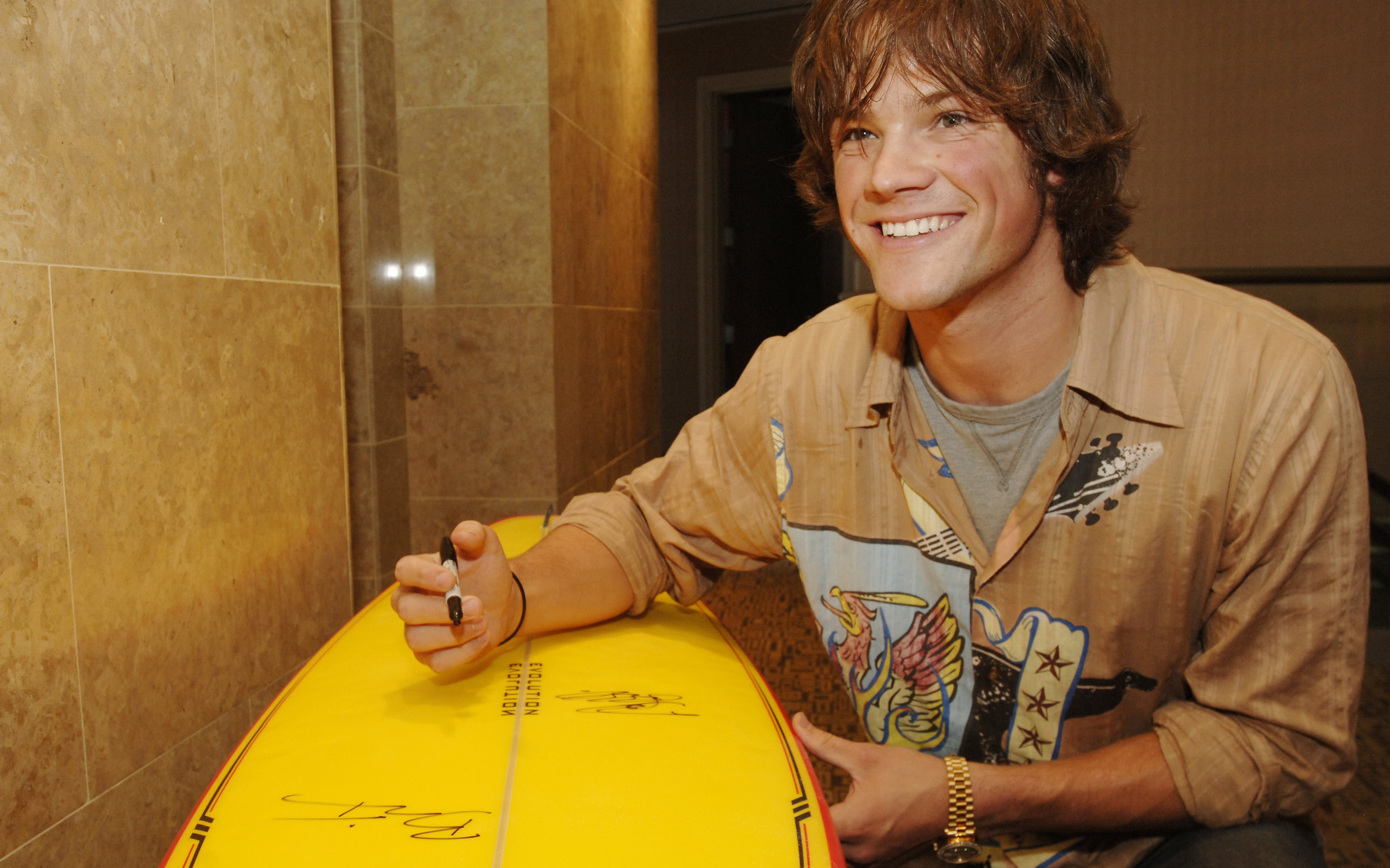 Free download Jared Padalecki background ID:270149 hd 2880x1800 for computer