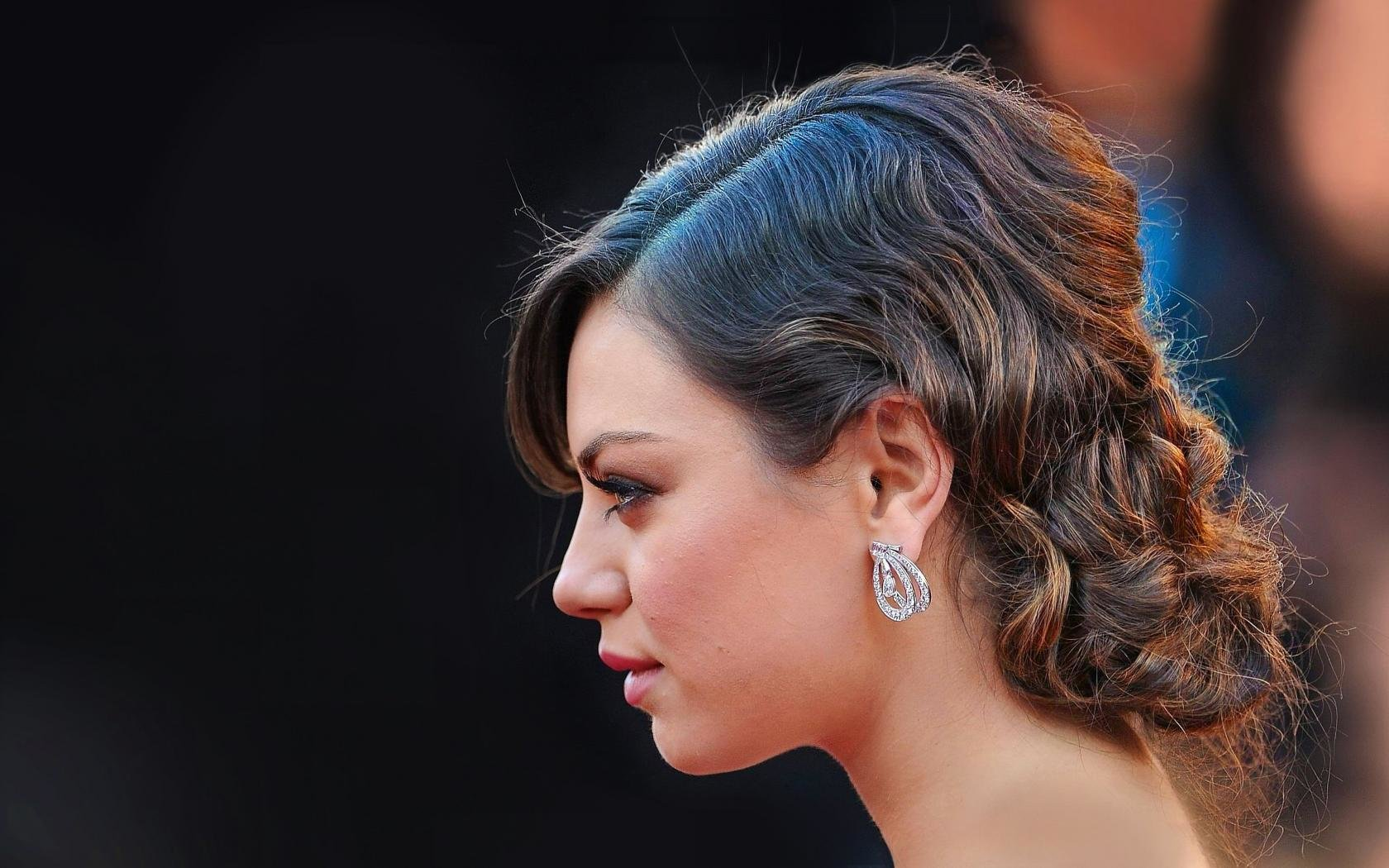 Free download Mila Kunis wallpaper ID:291500 hd 1680x1050 for PC