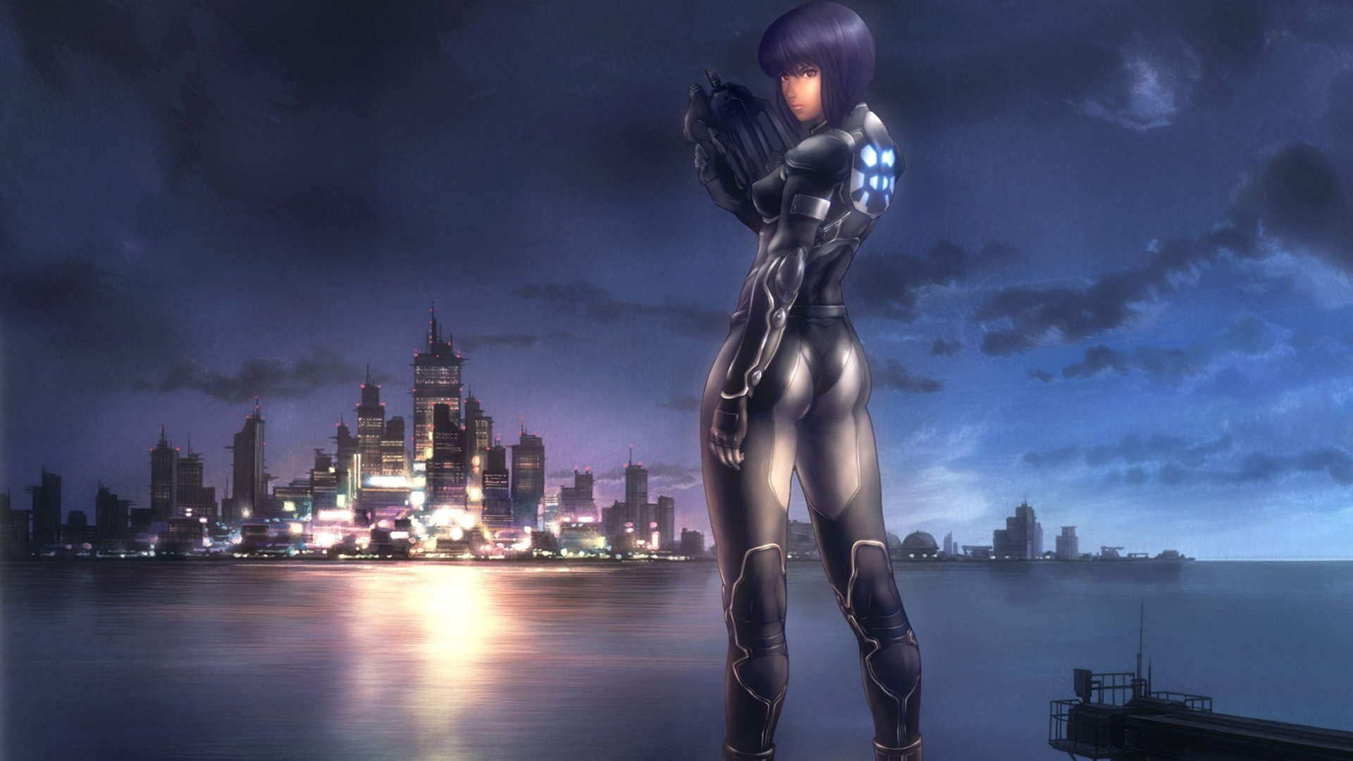 Awesome Ghost In The Shell free wallpaper ID:441992 for full hd 1920x1080 computer