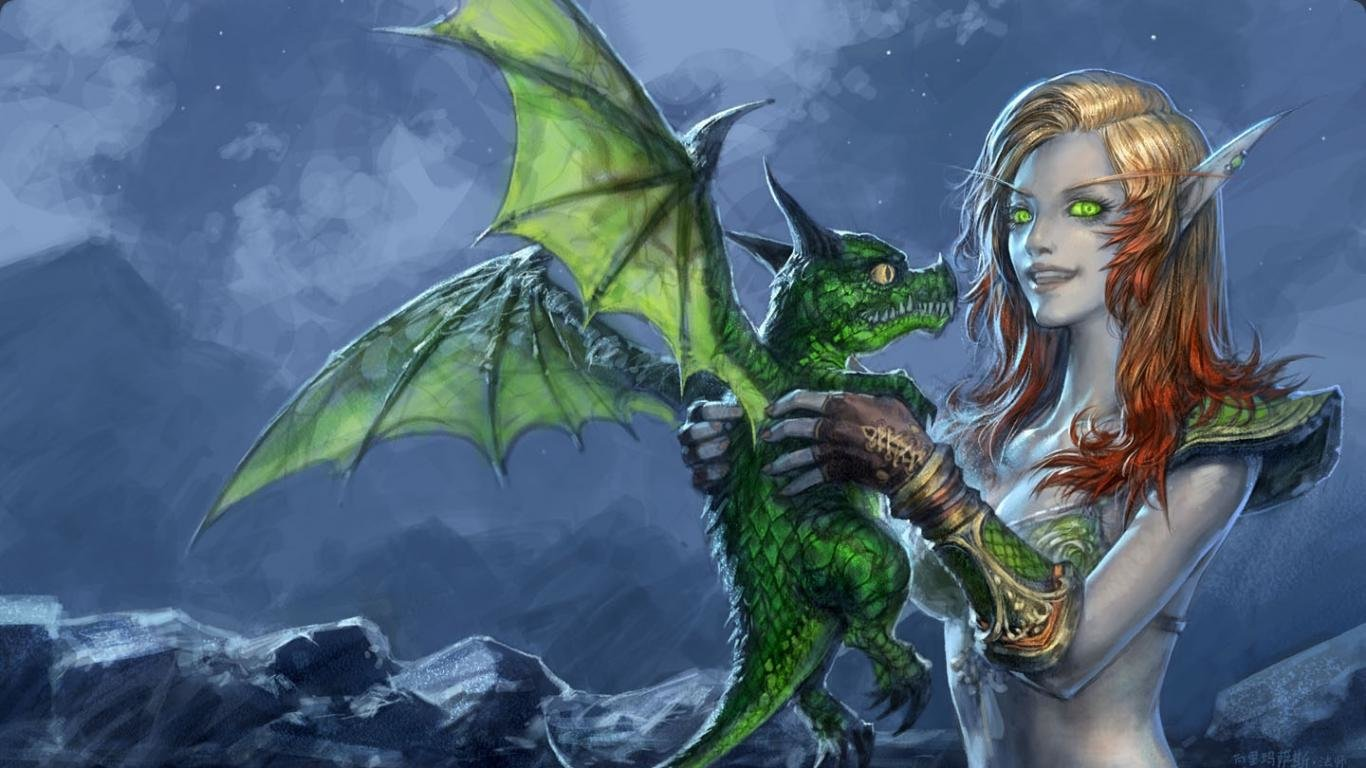Awesome World Of Warcraft WOW Free Wallpaper ID245006 For Hd 1366x768 PC