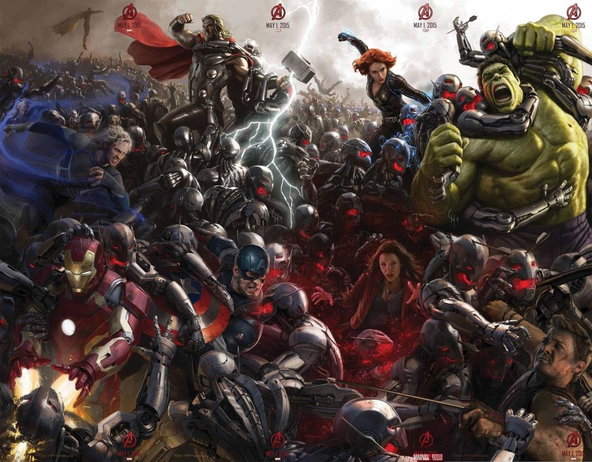 Free Avengers: Age Of Ultron high quality background ID:243033 for hd 1152x900 desktop