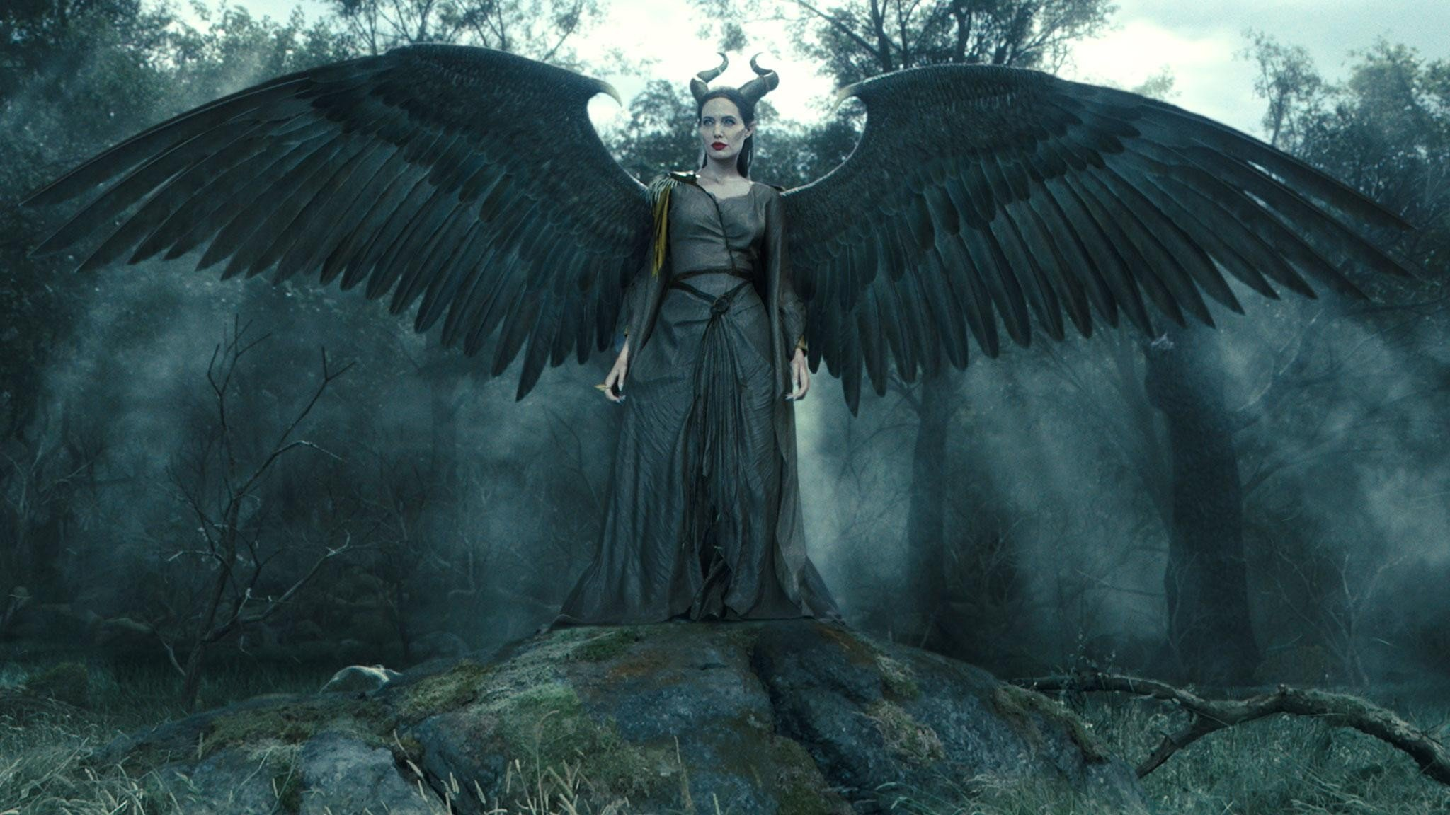 Maleficent Wallpapers Hd For Desktop Backgrounds
