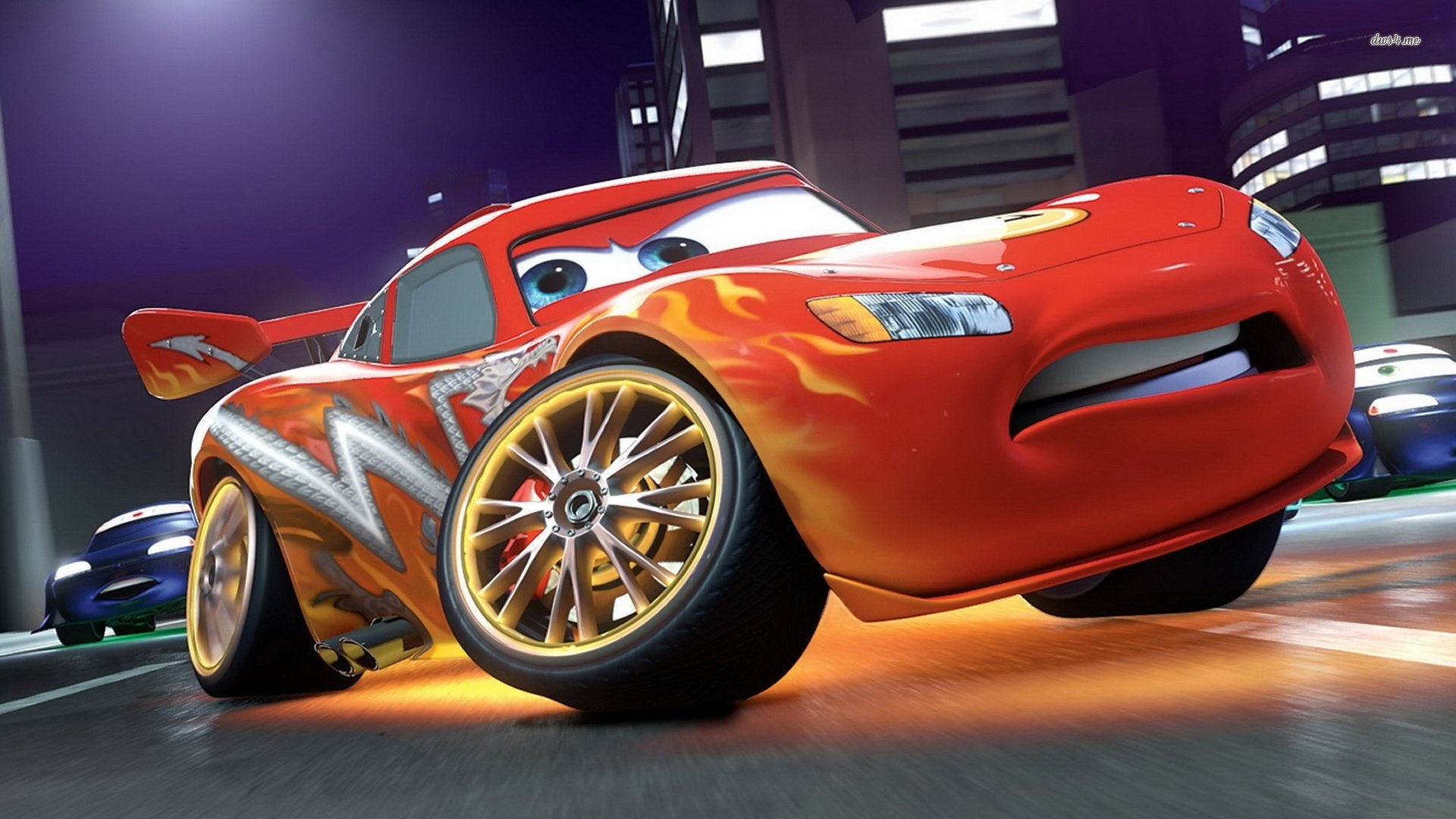 Cars Movie Wallpapers 1920x1080 Full Hd 1080p Desktop
