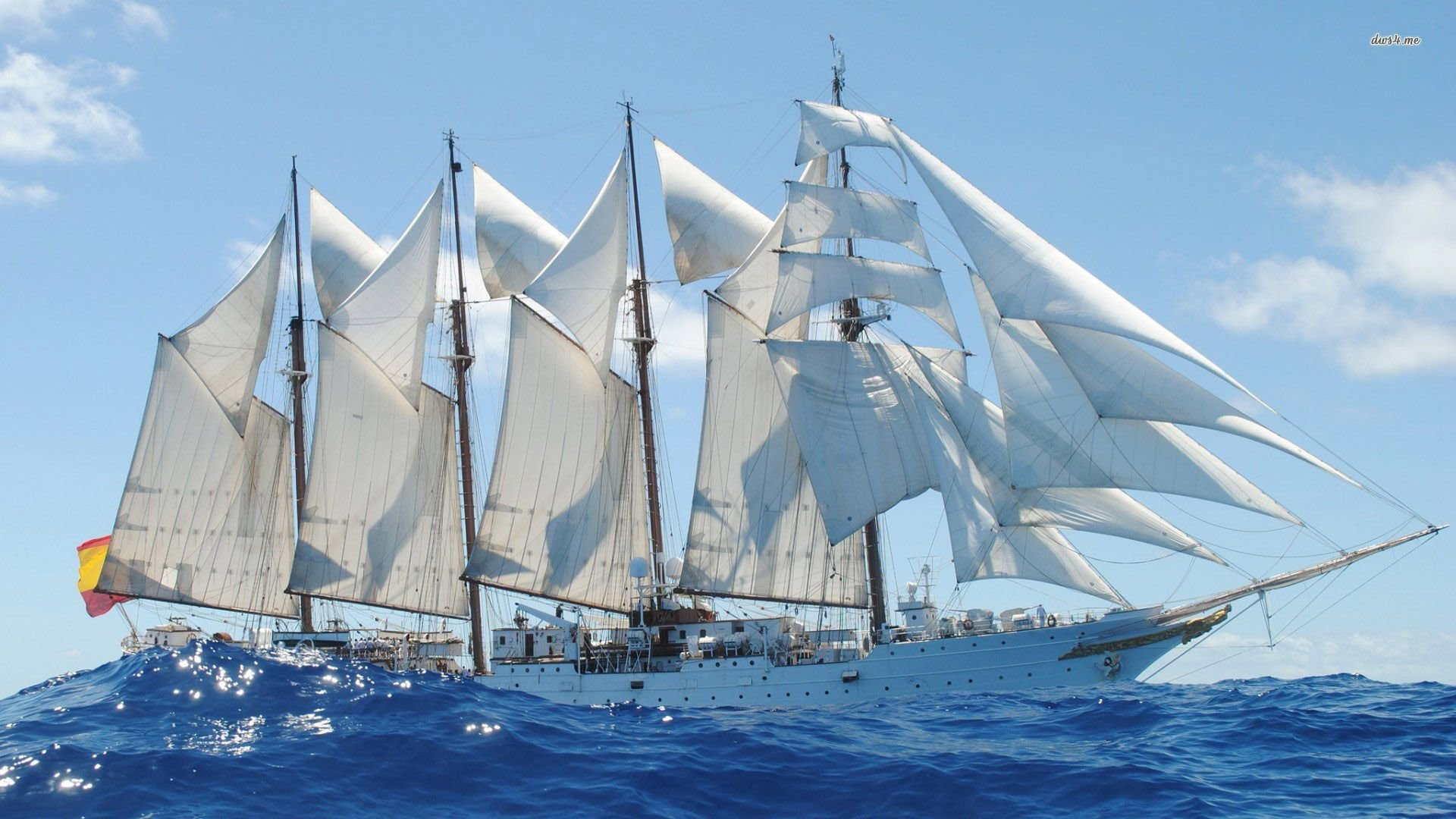 Best Sailing Ship wallpaper ID:483755 for High Resolution full hd 1080p PC