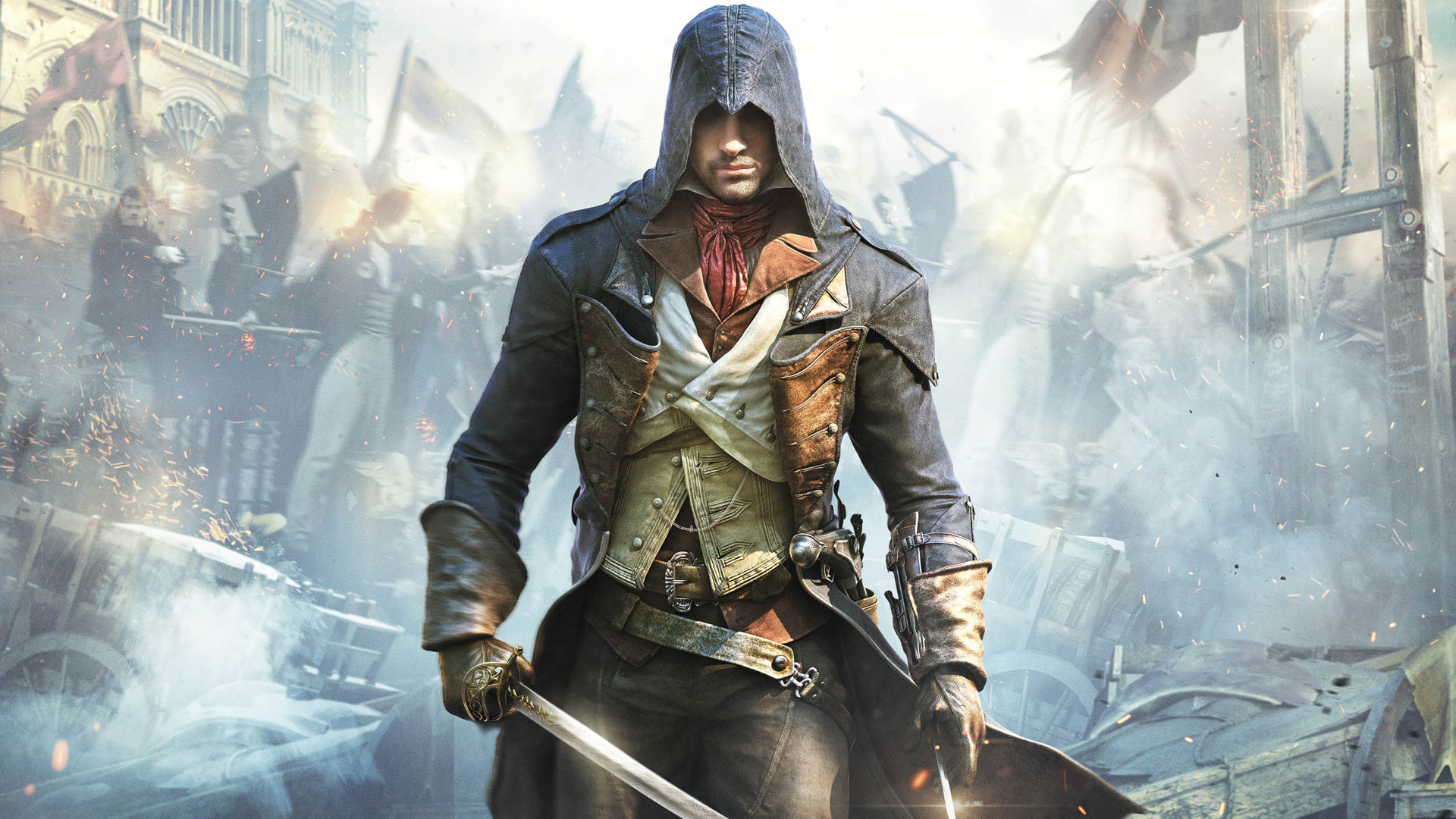 Awesome Assassins Creed Unity Free Wallpaper ID229448 For Full Hd 1080p Computer
