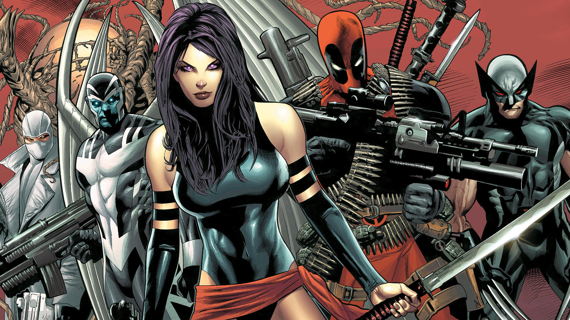 Download Full Hd X Force Desktop Wallpaper Id438864 For Free