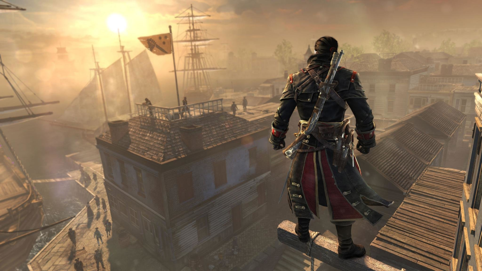 Awesome Assassin S Creed Rogue Free Wallpaper Id 231496 For Hd