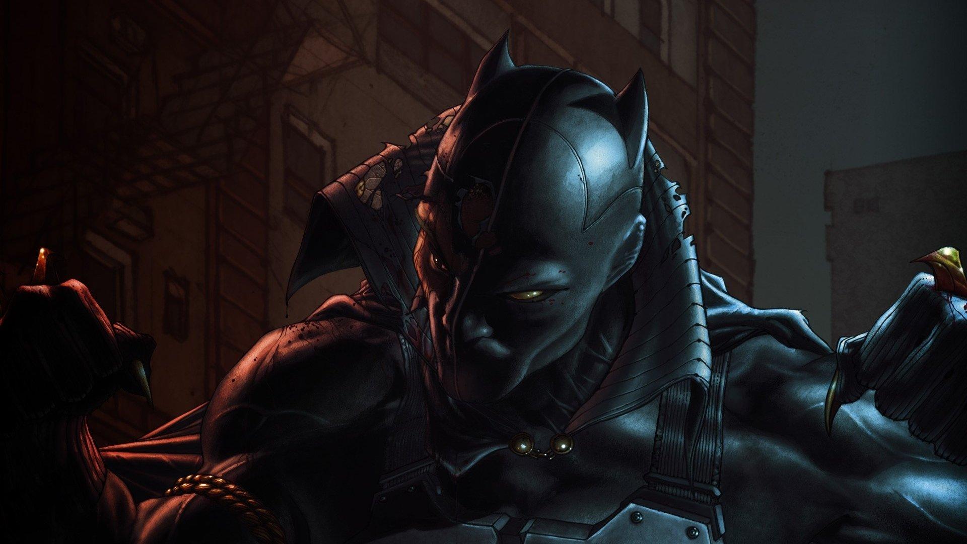Free Download Black Panther Marvel Wallpaper Id 341845 Hd 1080p