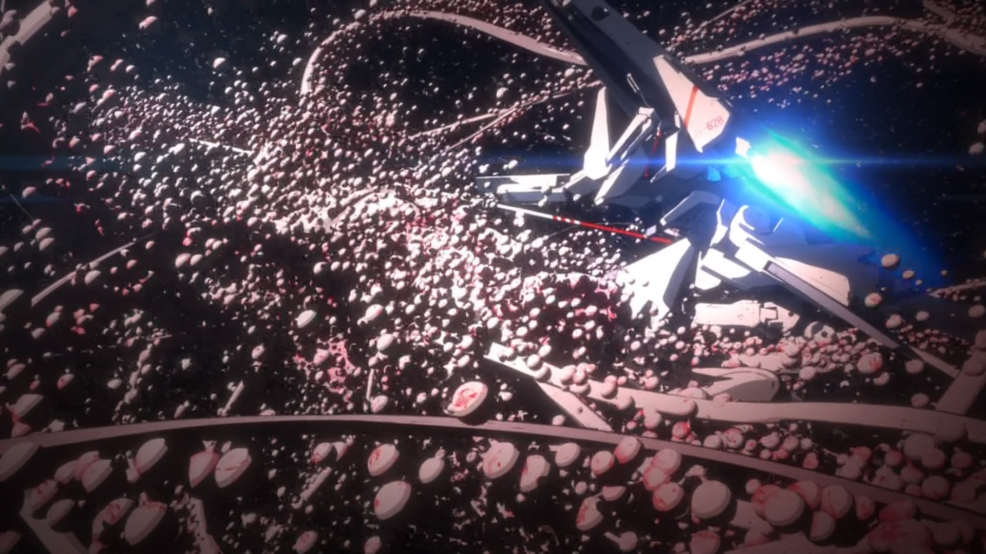 Download full hd Knights Of Sidonia PC background ID:294853 for free