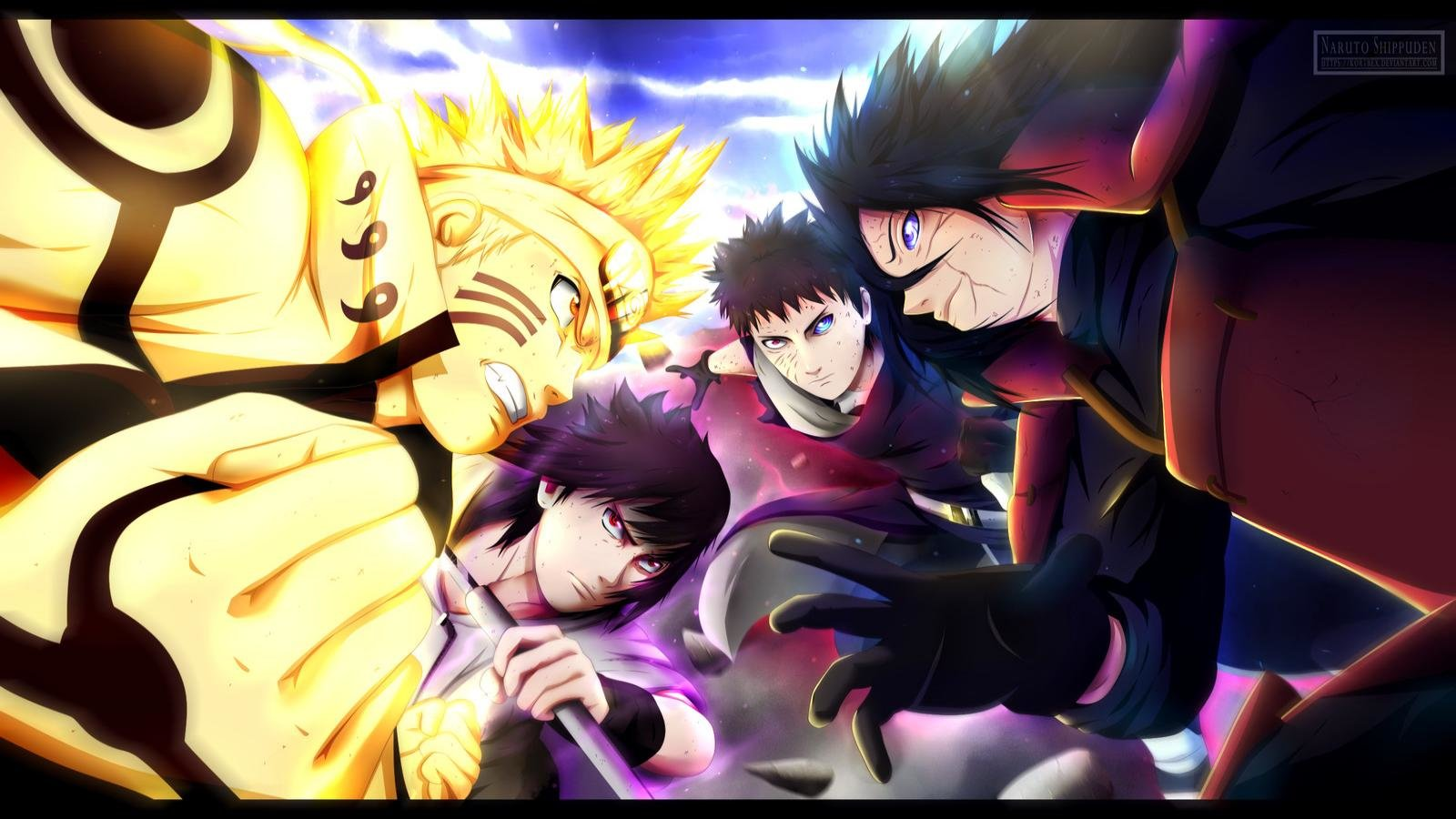 Awesome Naruto free background ID:396667 for hd 1600x900 PC