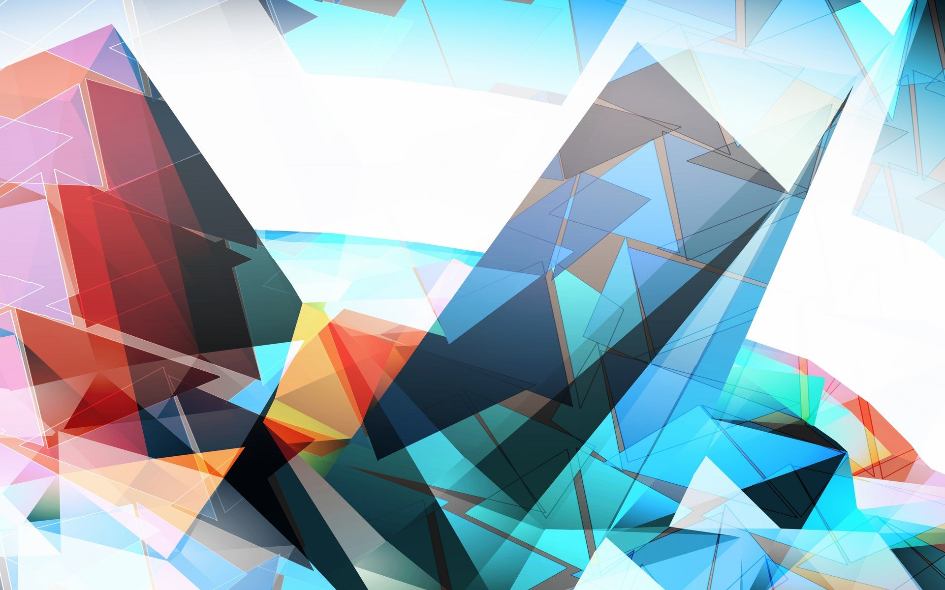High resolution Triangle hd 1920x1200 wallpaper ID:269423 for PC