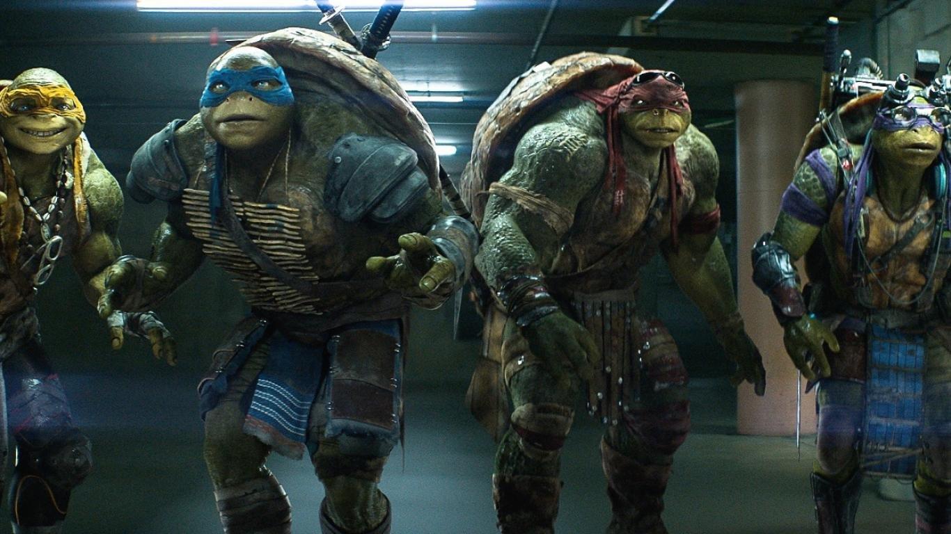 Download Laptop Teenage Mutant Ninja Turtles 2014 Tmnt Movie Pc