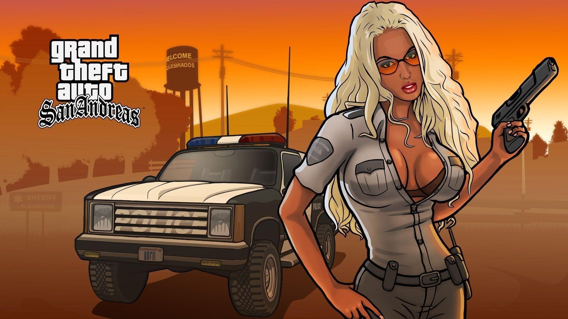 Grand Theft Auto San Andreas Gta Sa Wallpapers Hd For Desktop