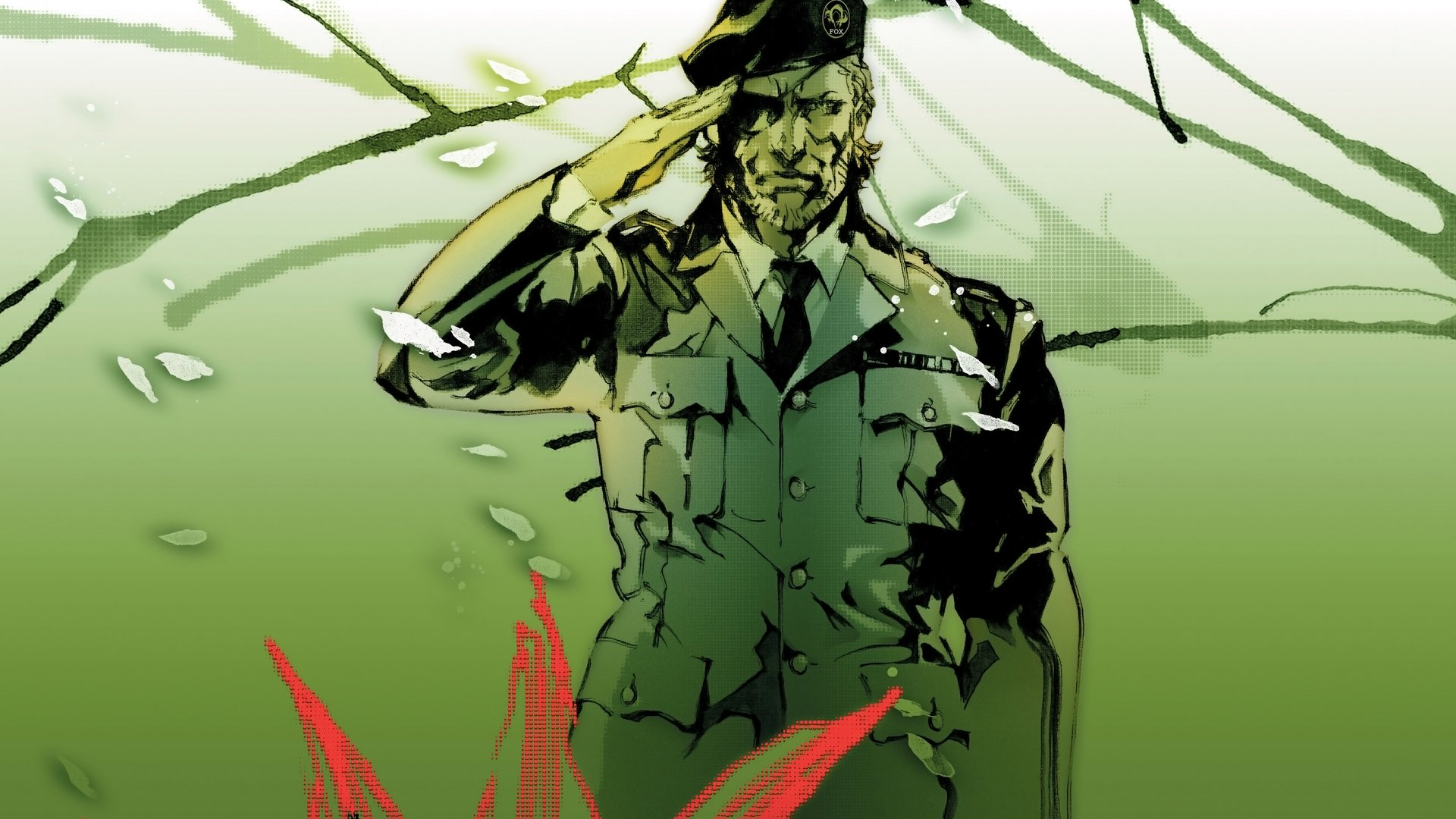 Free Metal Gear Solid 3 Snake Eater Mgs 3 High Quality