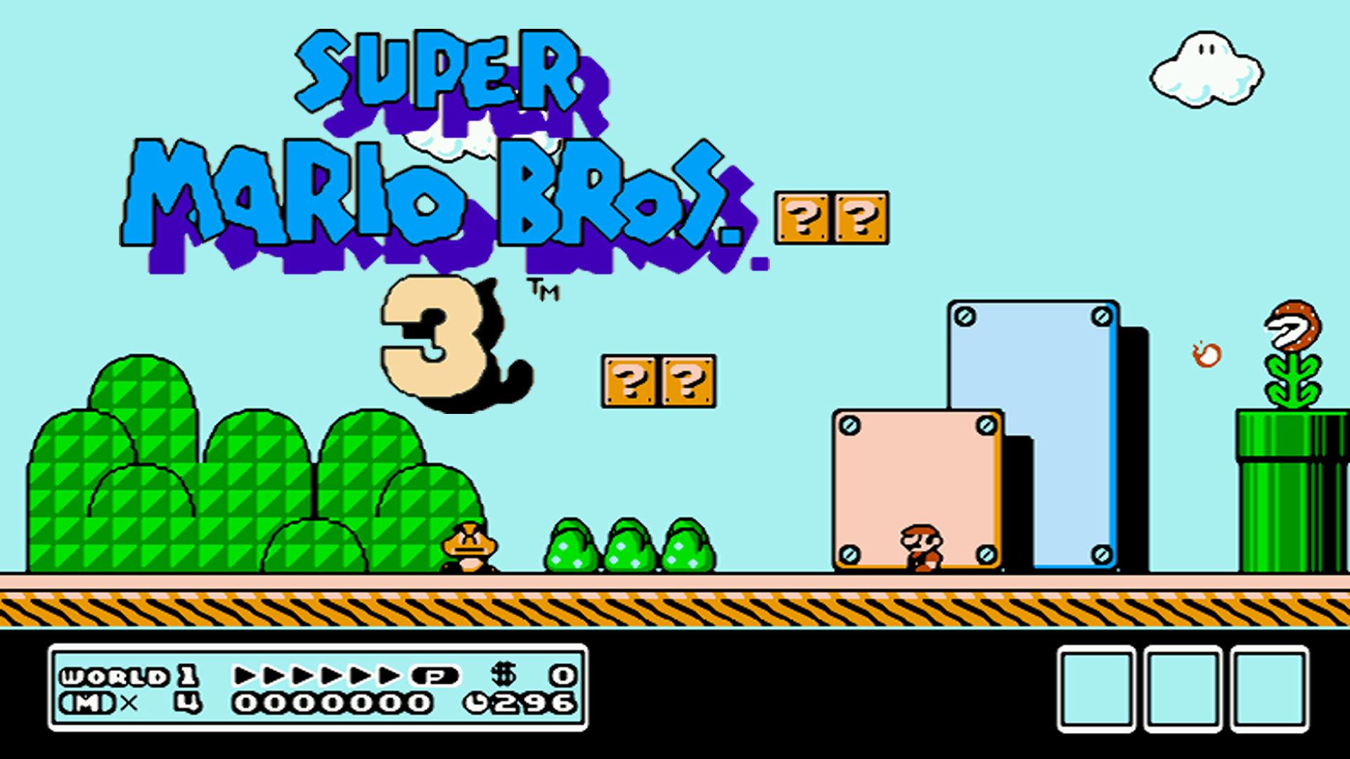 Free Download Super Mario Bros 3 Wallpaper Id 399325 Full Hd For