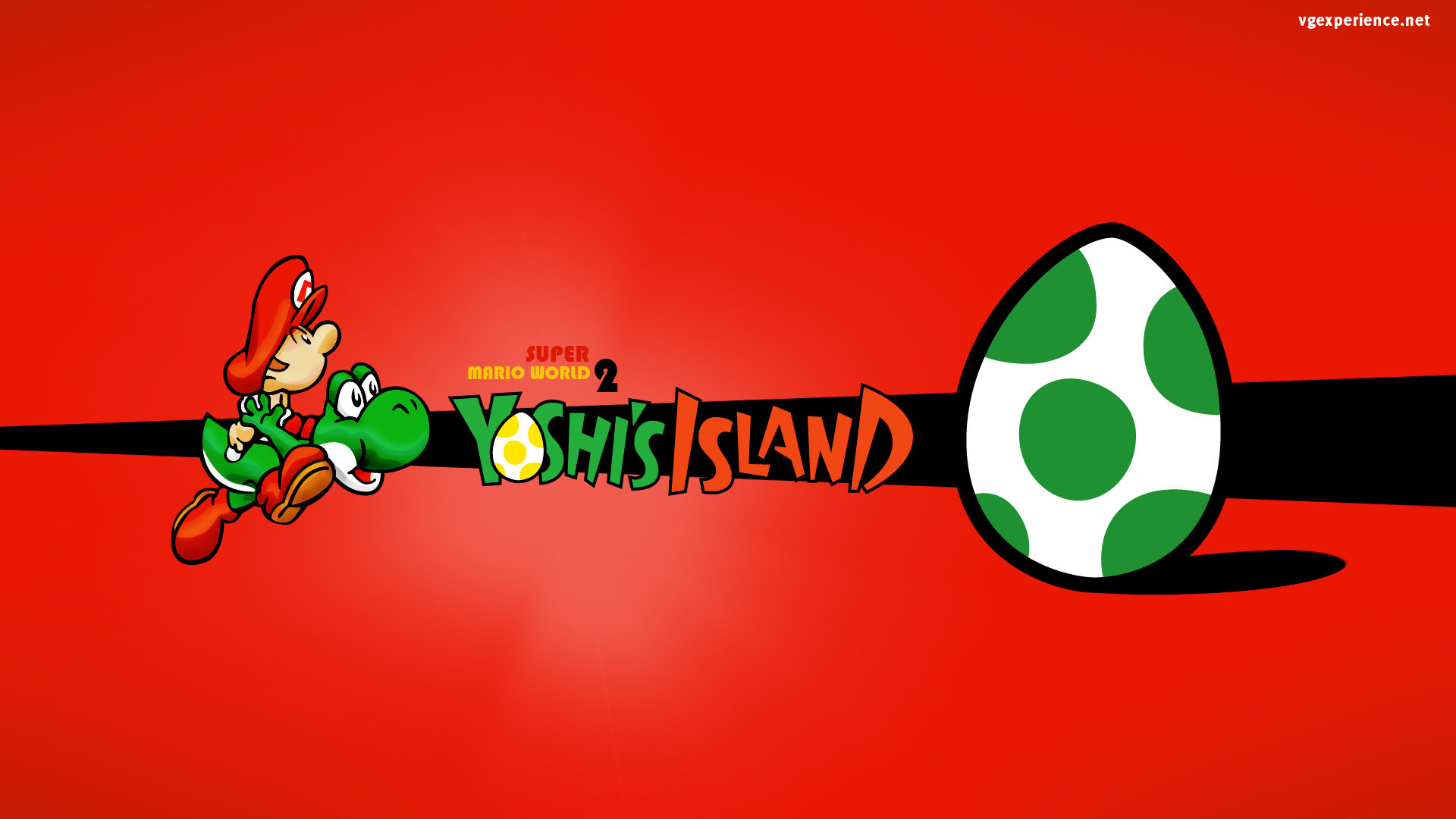 Download 1080p Super Mario World 2: Yoshi's Island computer wallpaper ID:321674 for free
