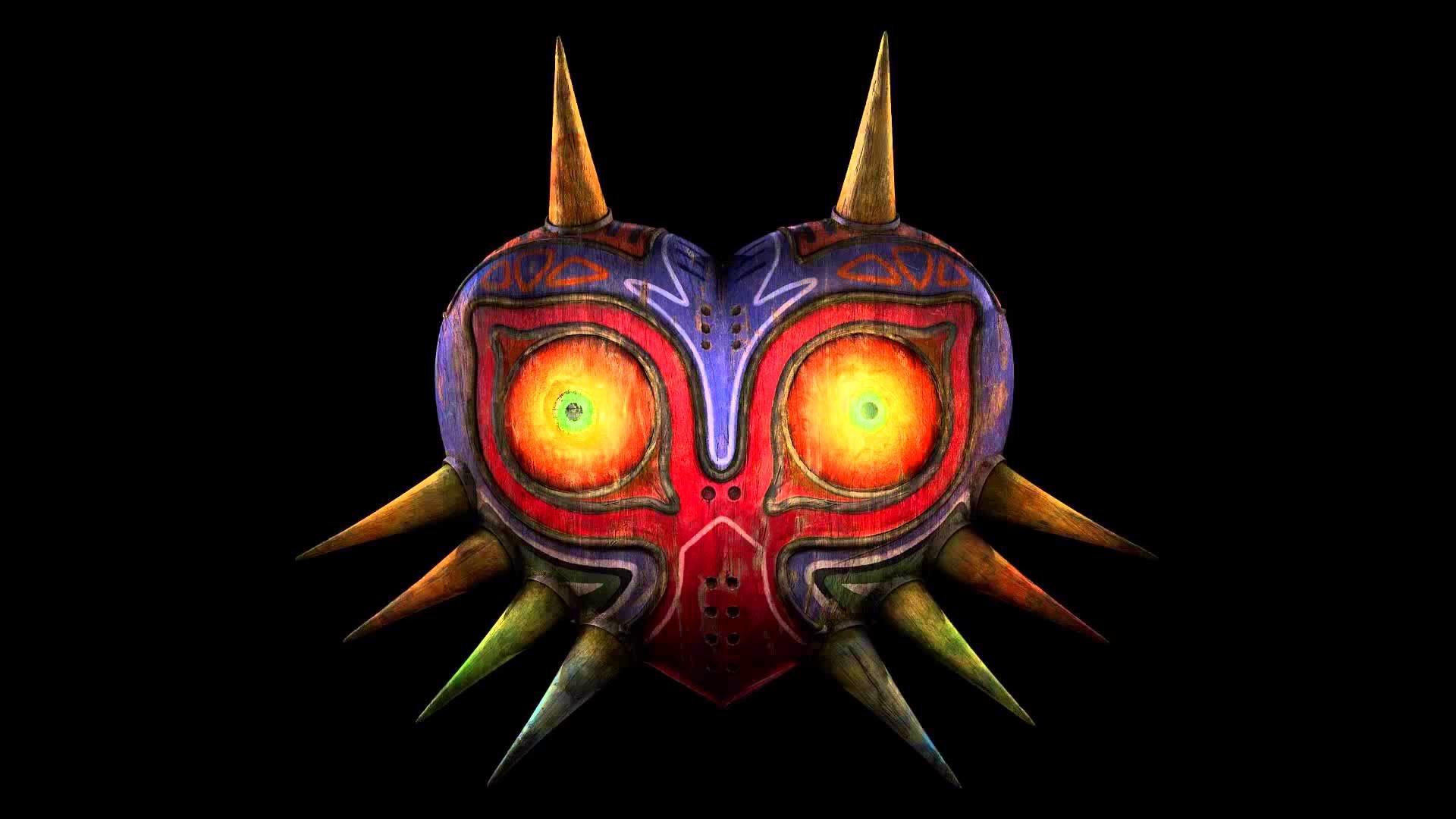 Free Download The Legend Of Zelda Majora S Mask Background Id 145450 1080p For Desktop