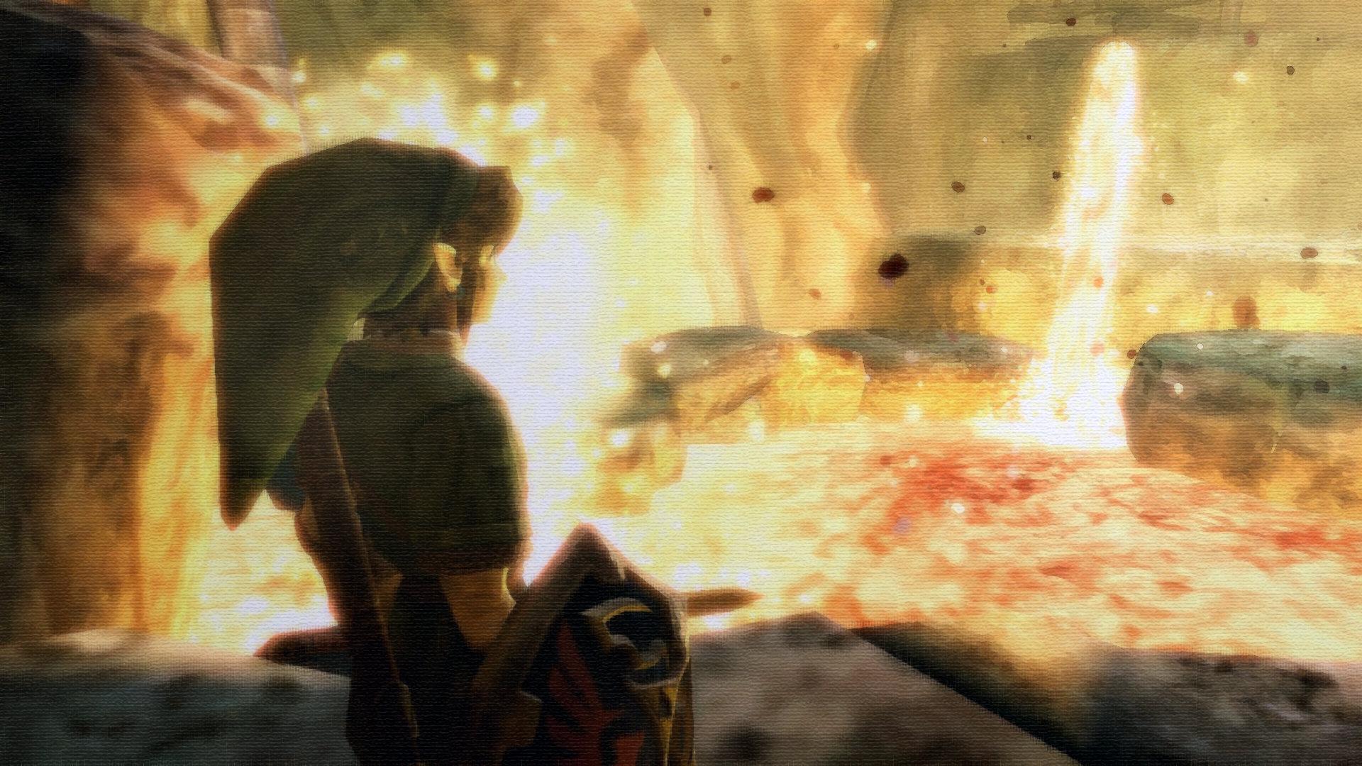 Download Full Hd The Legend Of Zelda Ocarina Of Time Computer