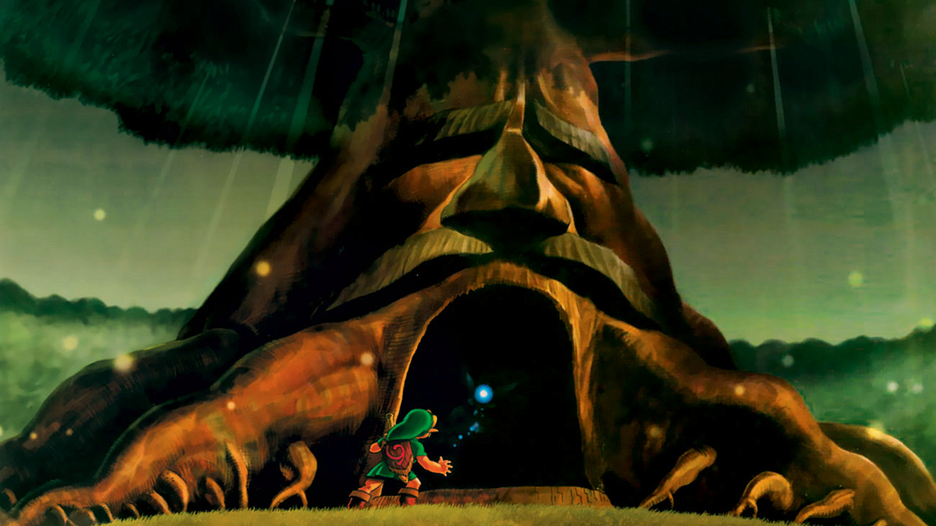 Awesome The Legend Of Zelda Ocarina Of Time Free Wallpaper