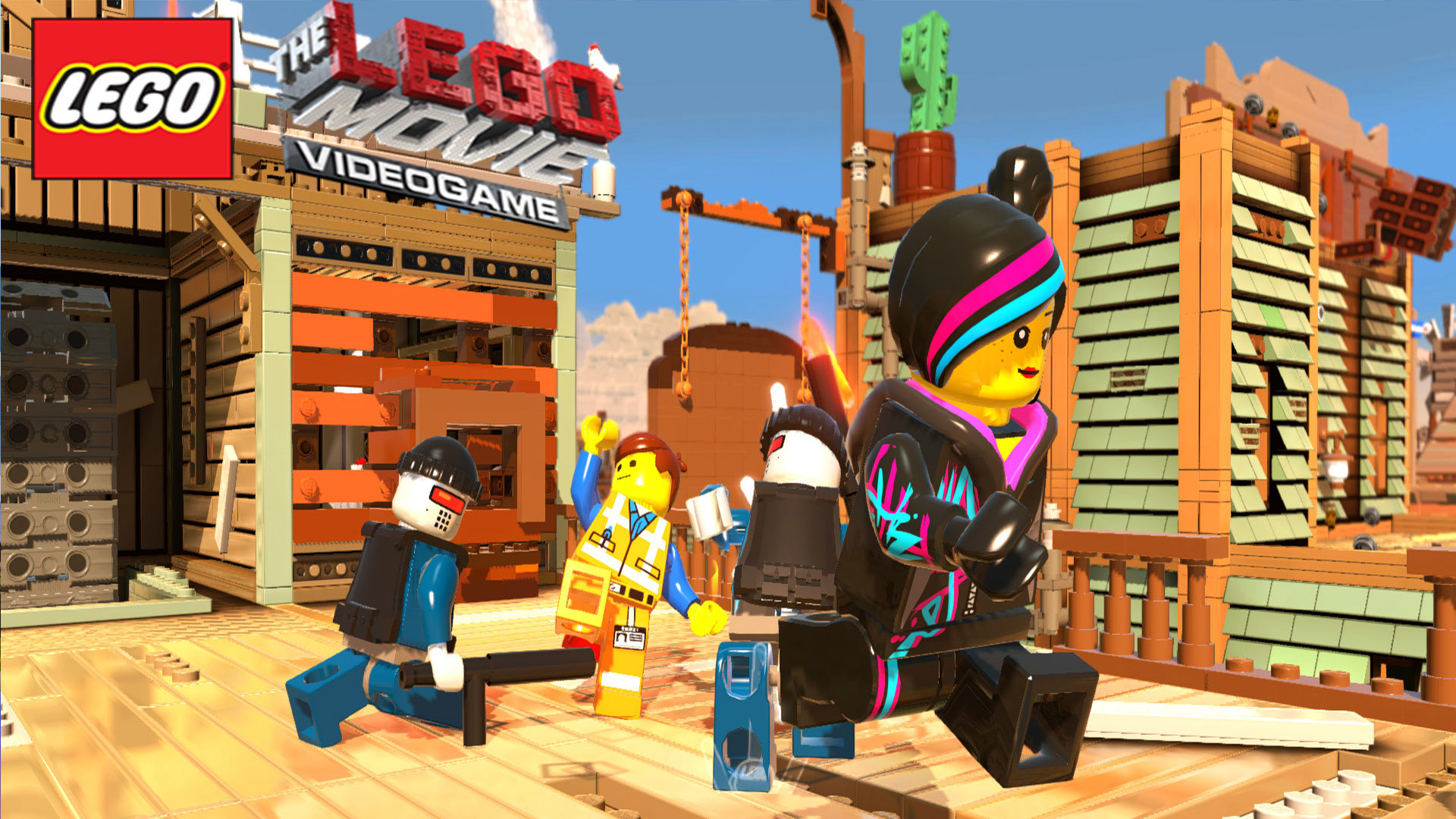 Best The LEGO Movie Videogame background ID:233213 for High Resolution 1080p desktop
