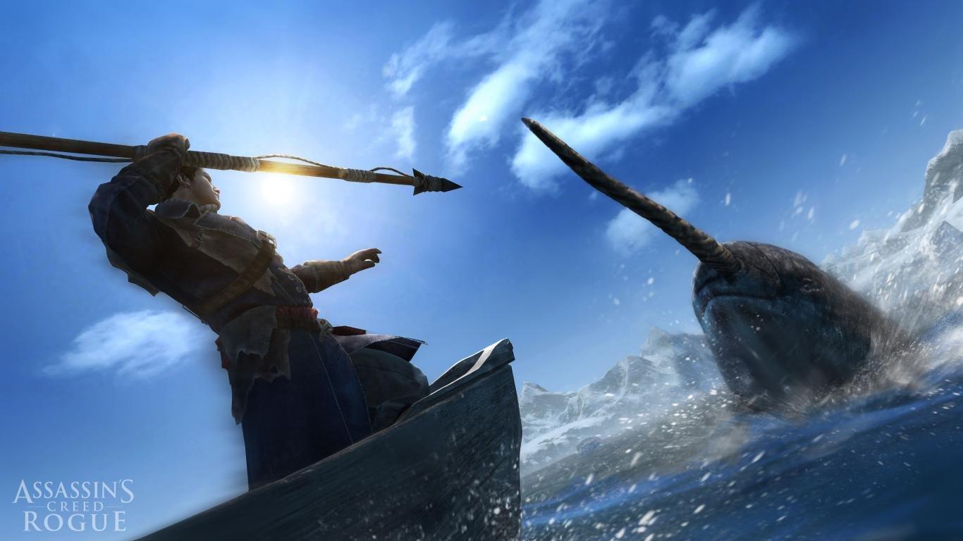 High Resolution Assassin S Creed Rogue Hd 1366x768 Wallpaper Id