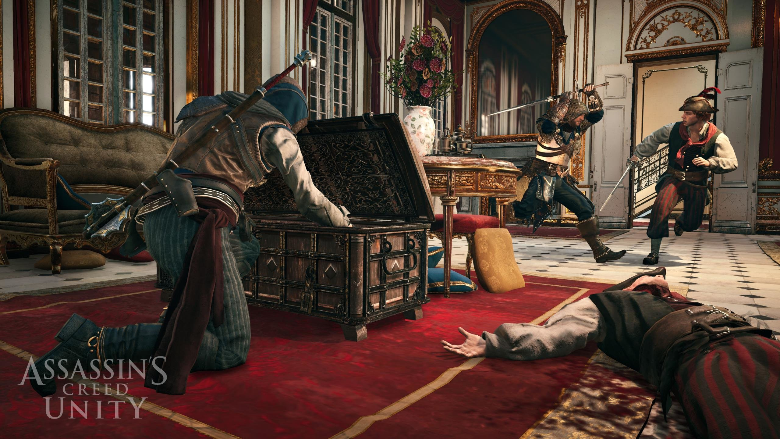 Awesome Assassin's Creed: Unity free background ID:229565