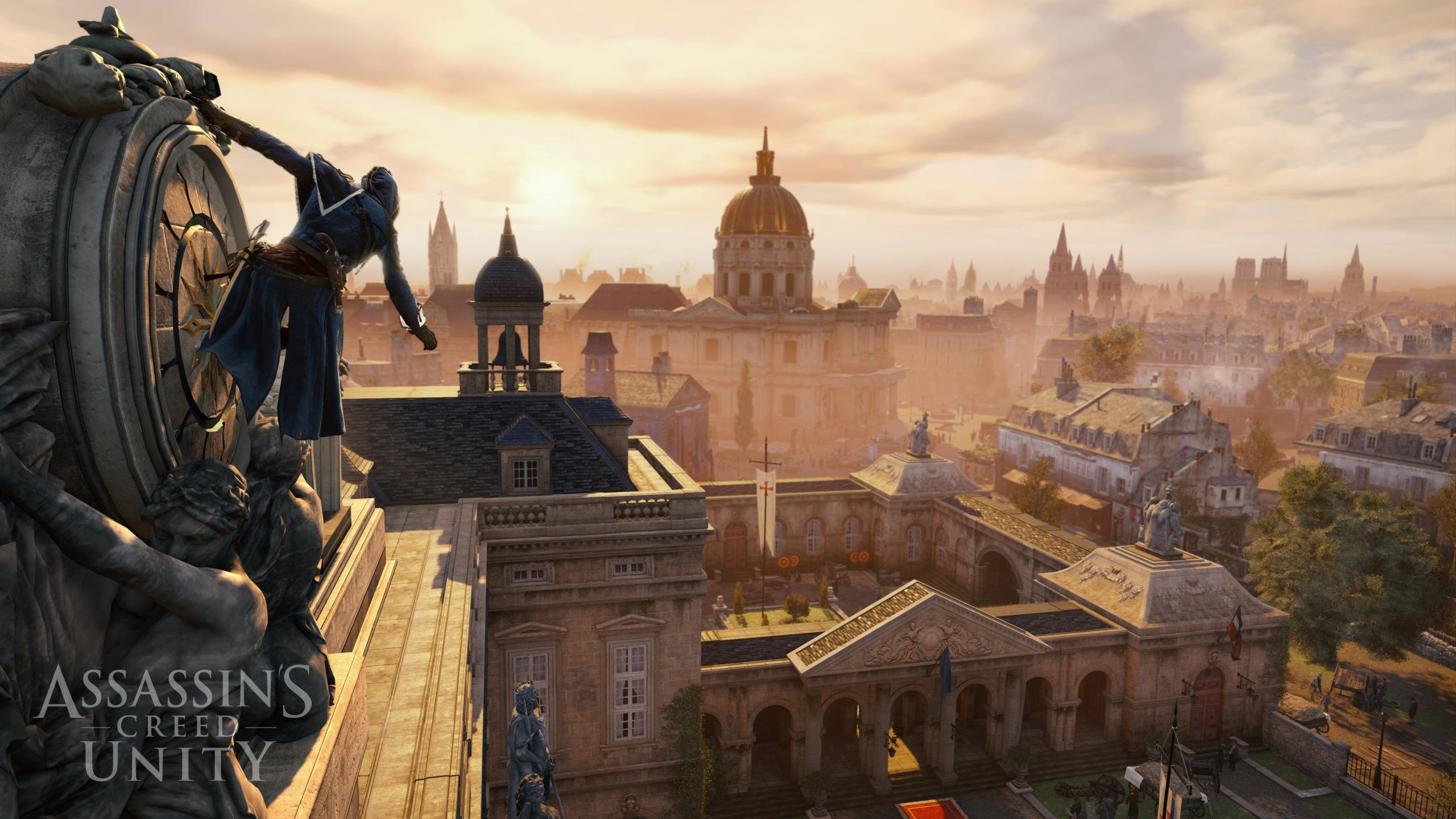 Best Assassin S Creed Unity Wallpaper Id 229470 For High