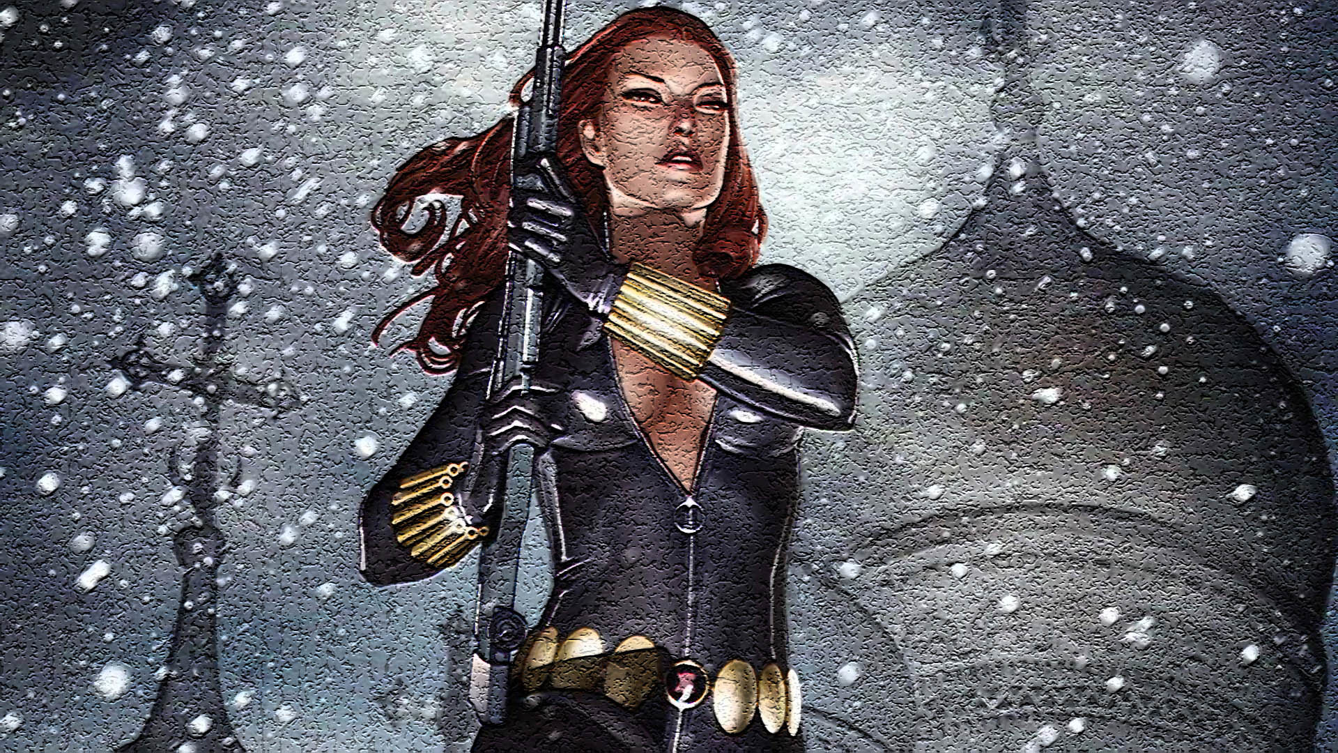 Free Black Widow high quality background ID:278360 for 1080p computer