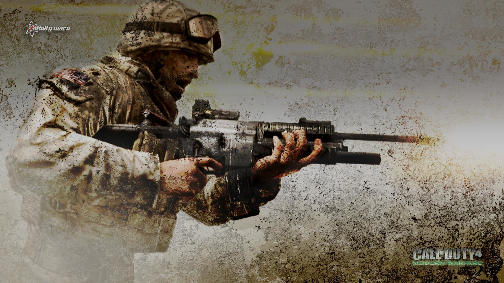 Best Call Of Duty 4 Modern Warfare Wallpaper Id 20568 For High