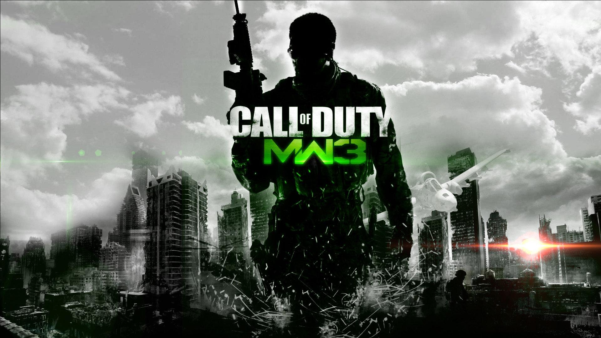 Call Of Duty Modern Warfare 3 Mw3 Wallpapers Hd For Desktop