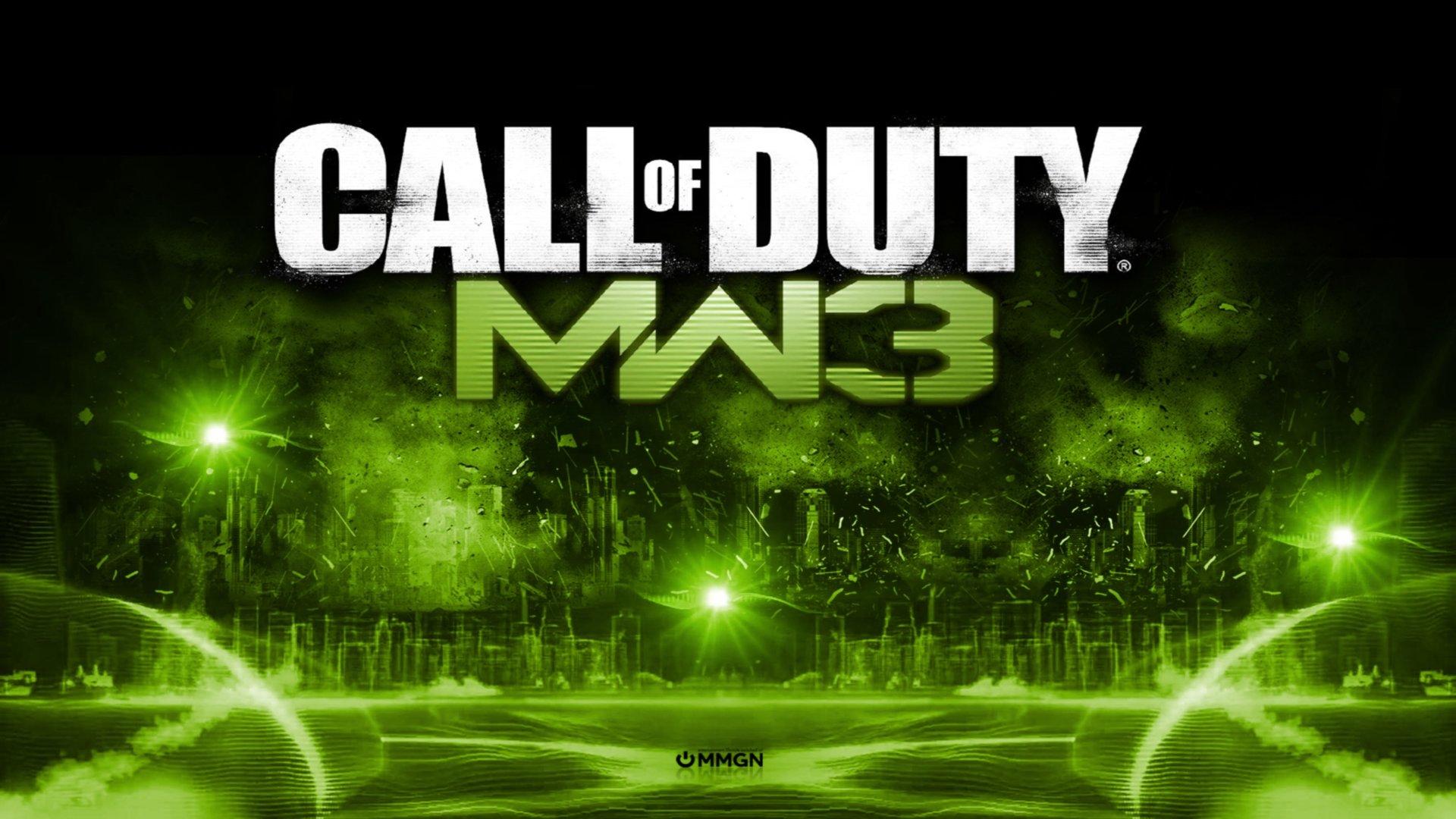 Awesome Call Of Duty Modern Warfare 3 Mw3 Free Wallpaper Id