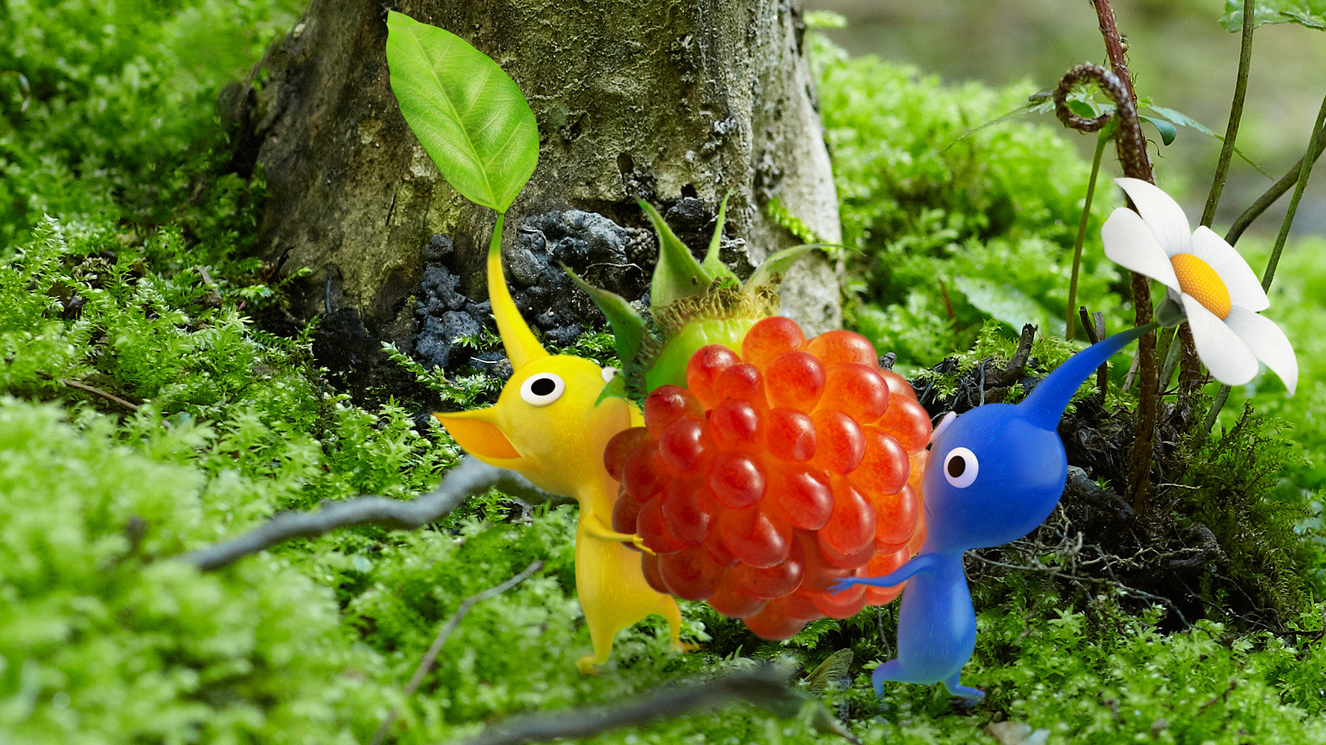 Best Pikmin wallpaper ID:194211 for High Resolution 1080p PC
