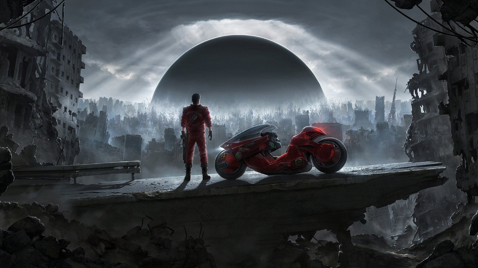 Best Akira background ID:366019 for High Resolution 1080p desktop