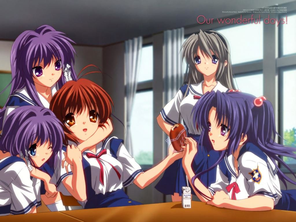Best Clannad background ID:318198 for High Resolution hd 1024x768 computer