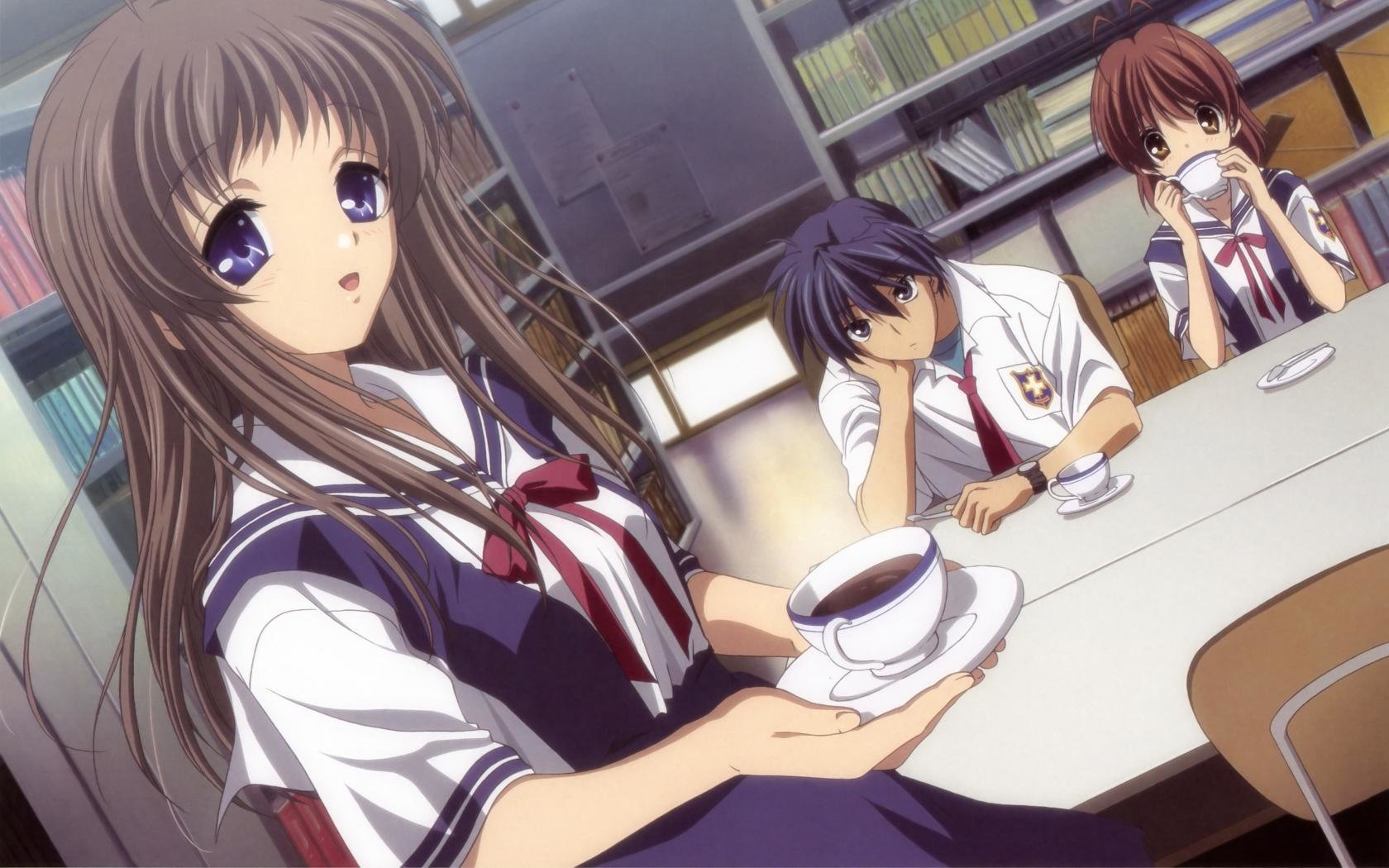 Awesome Clannad free background ID:316429 for hd 1680x1050 desktop