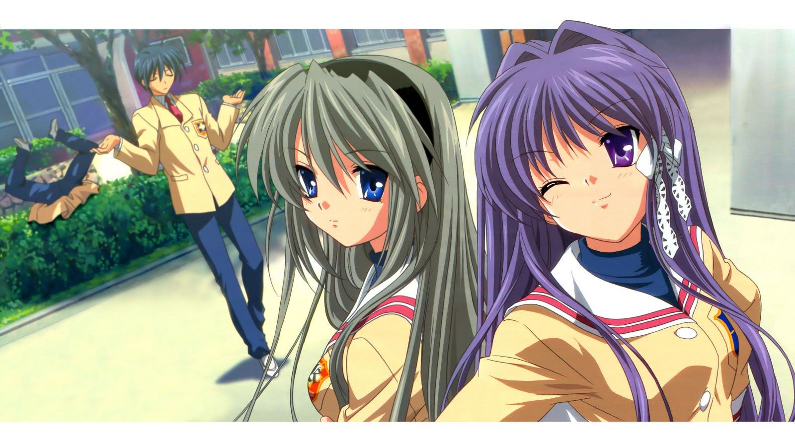 Free Clannad high quality wallpaper ID:318166 for hd 1600x900 computer