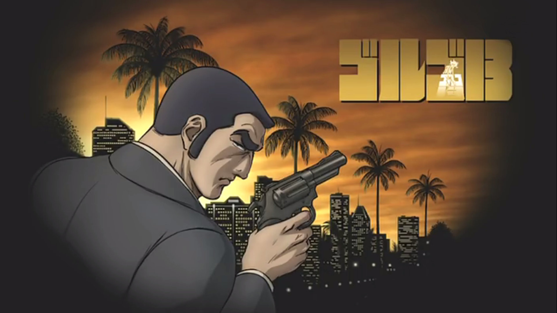 Free Golgo 13 high quality background ID:144539 for full hd 1080p computer