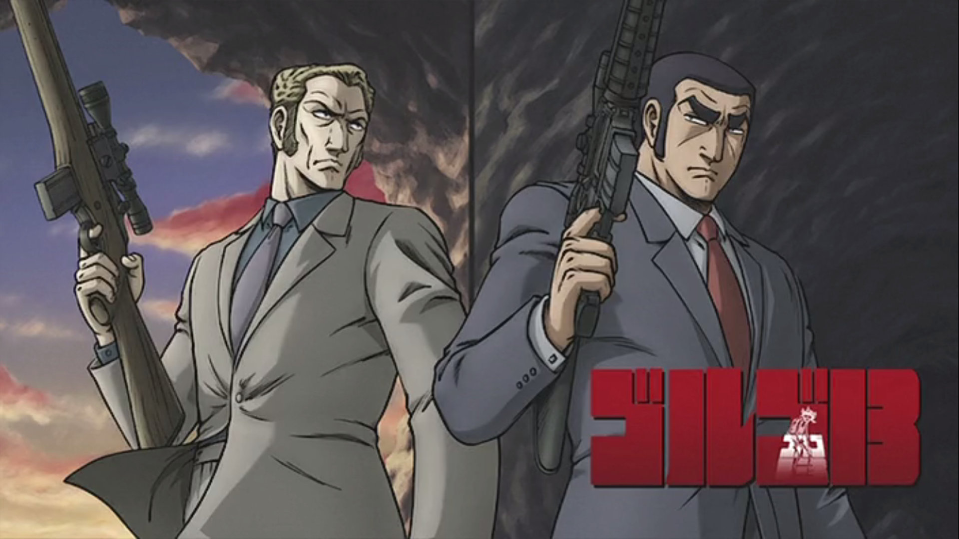 Awesome Golgo 13 free background ID:144531 for full hd 1920x1080 PC