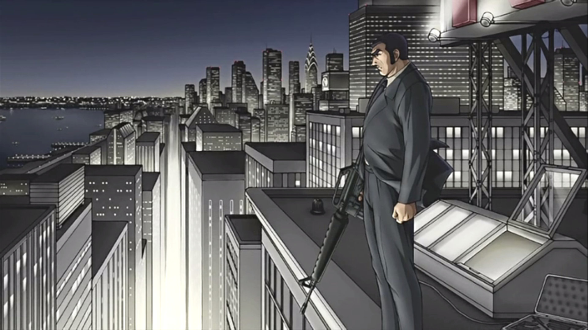 High resolution Golgo 13 hd 1920x1080 background ID:144499 for desktop