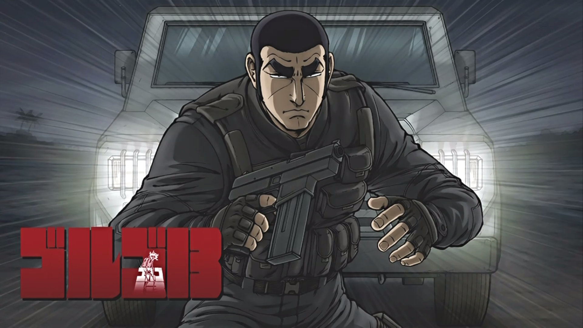 Download full hd Golgo 13 PC wallpaper ID:144521 for free