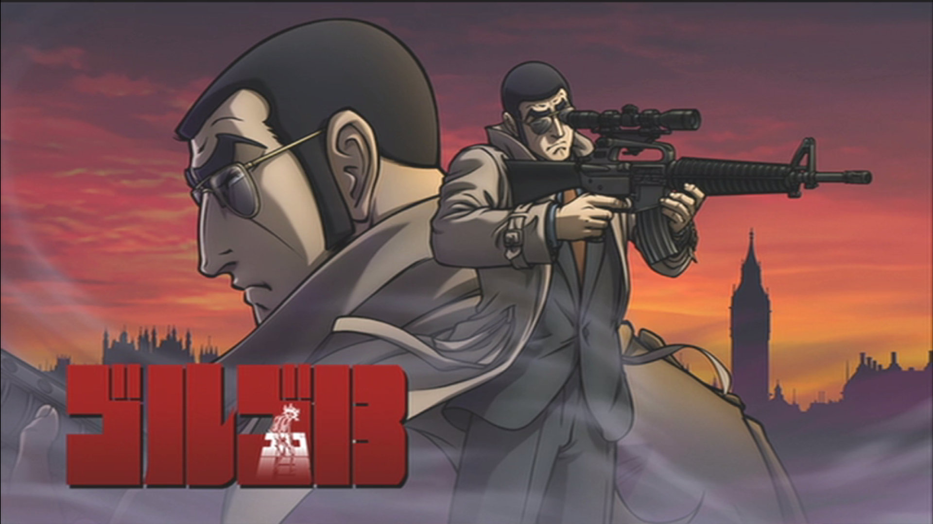 Free download Golgo 13 wallpaper ID:144505 hd 1080p for desktop