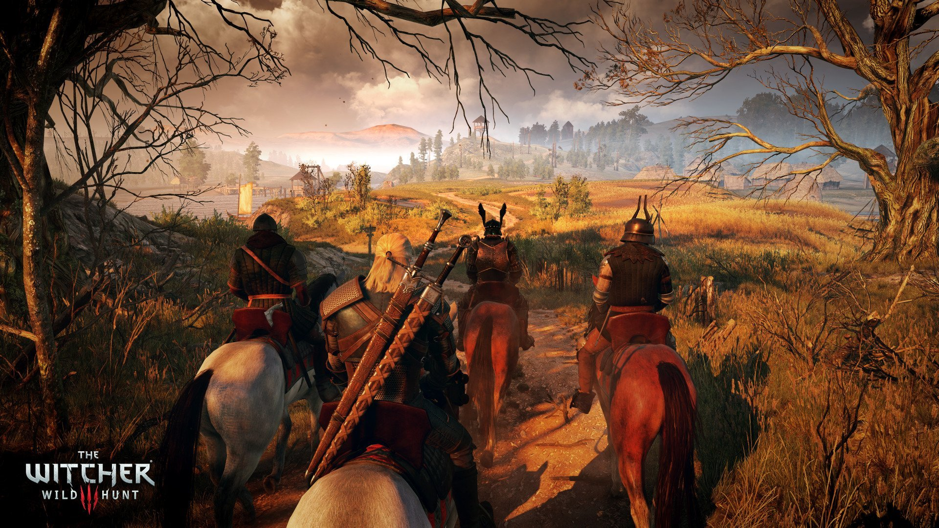 High Resolution The Witcher 3 Wild Hunt Hd 1080p Wallpaper Id